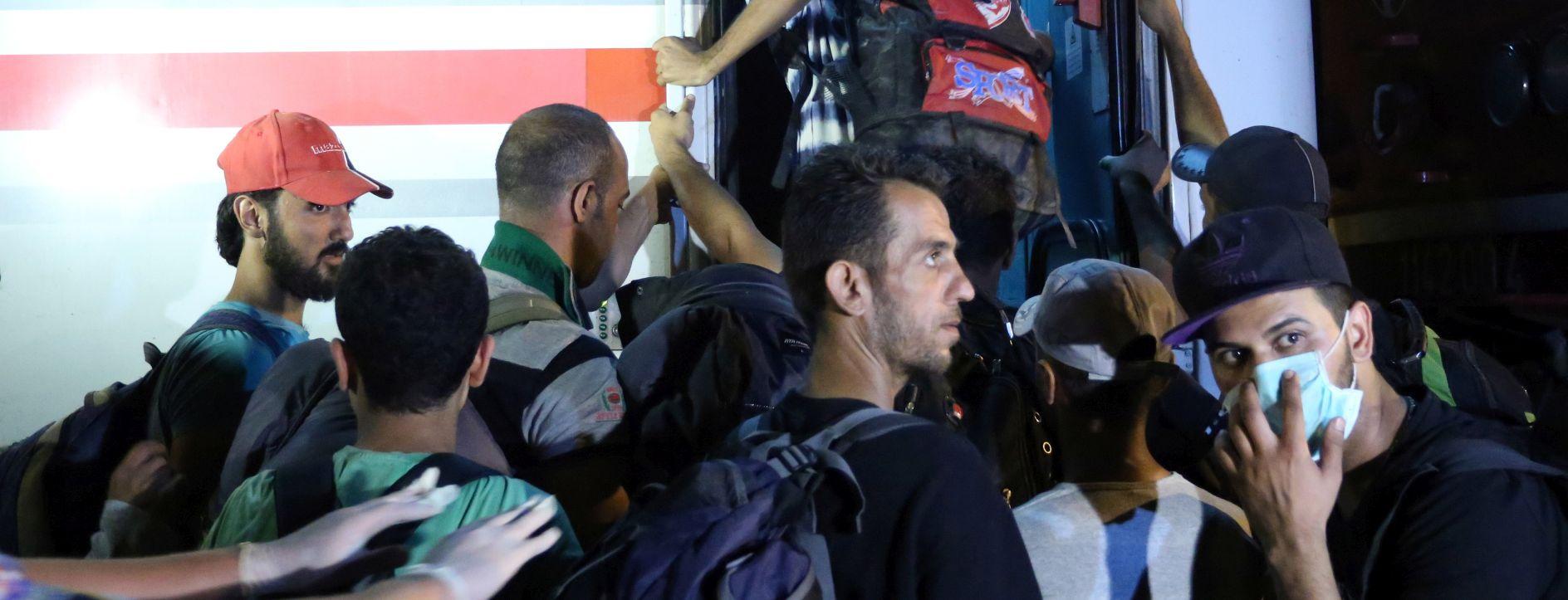 'DRUGAČIJI POSTUPCI' Ostojić: Policija ima punu kontrolu nad granicom