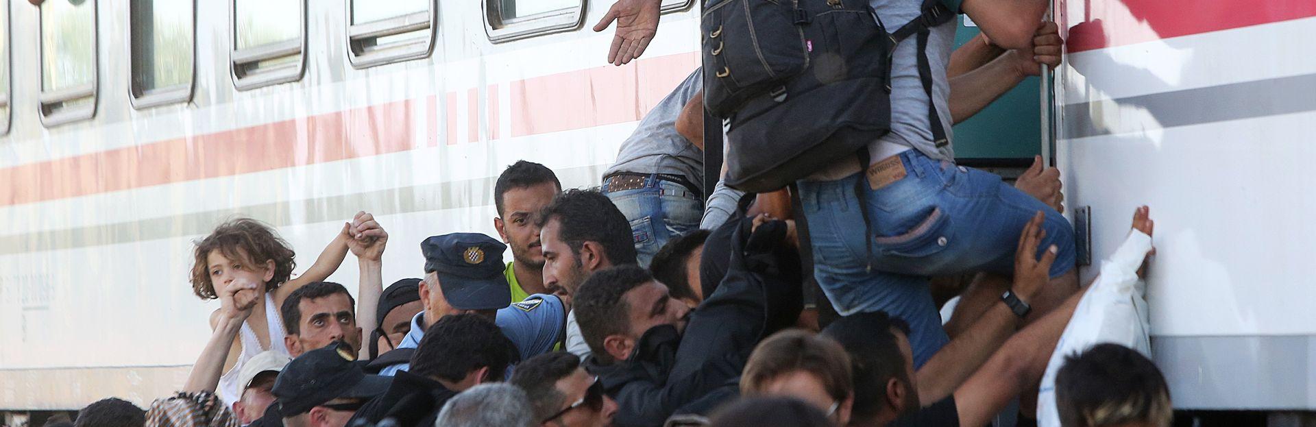 Prvi izbjeglice iz Hrvatske stigli u Austriju
