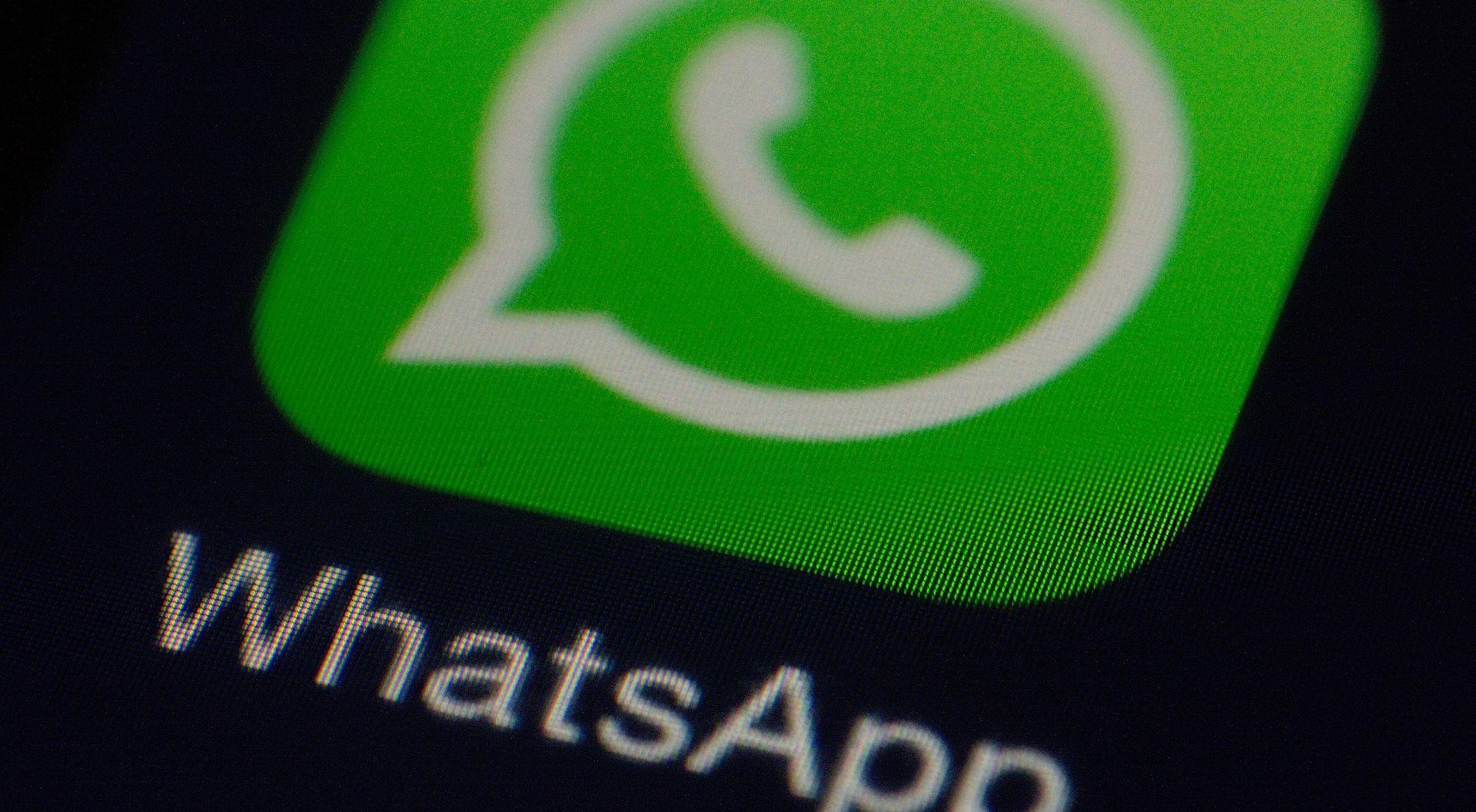 SIGURNOSNI PROPUST Opasnost za 200 milijuna korisnika WhatsAppa