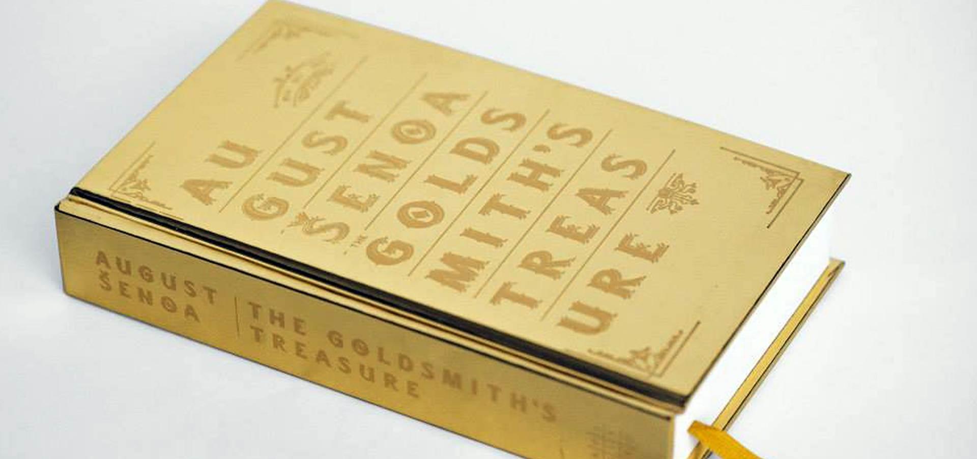 Zlatarevo zlato prvi put prevedeno na engleski