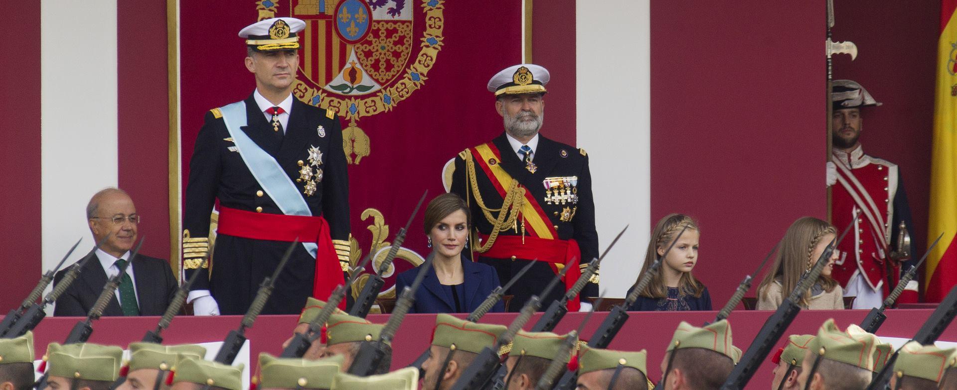 VIDEO: Španjolska proslavila svoj Dan državnosti svečanom paradom