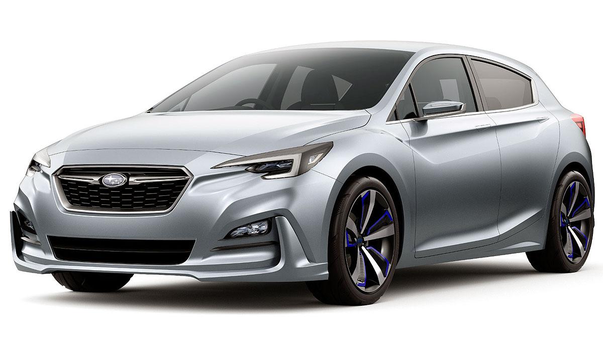 Kako će izgledati nova Subaru Impreza?