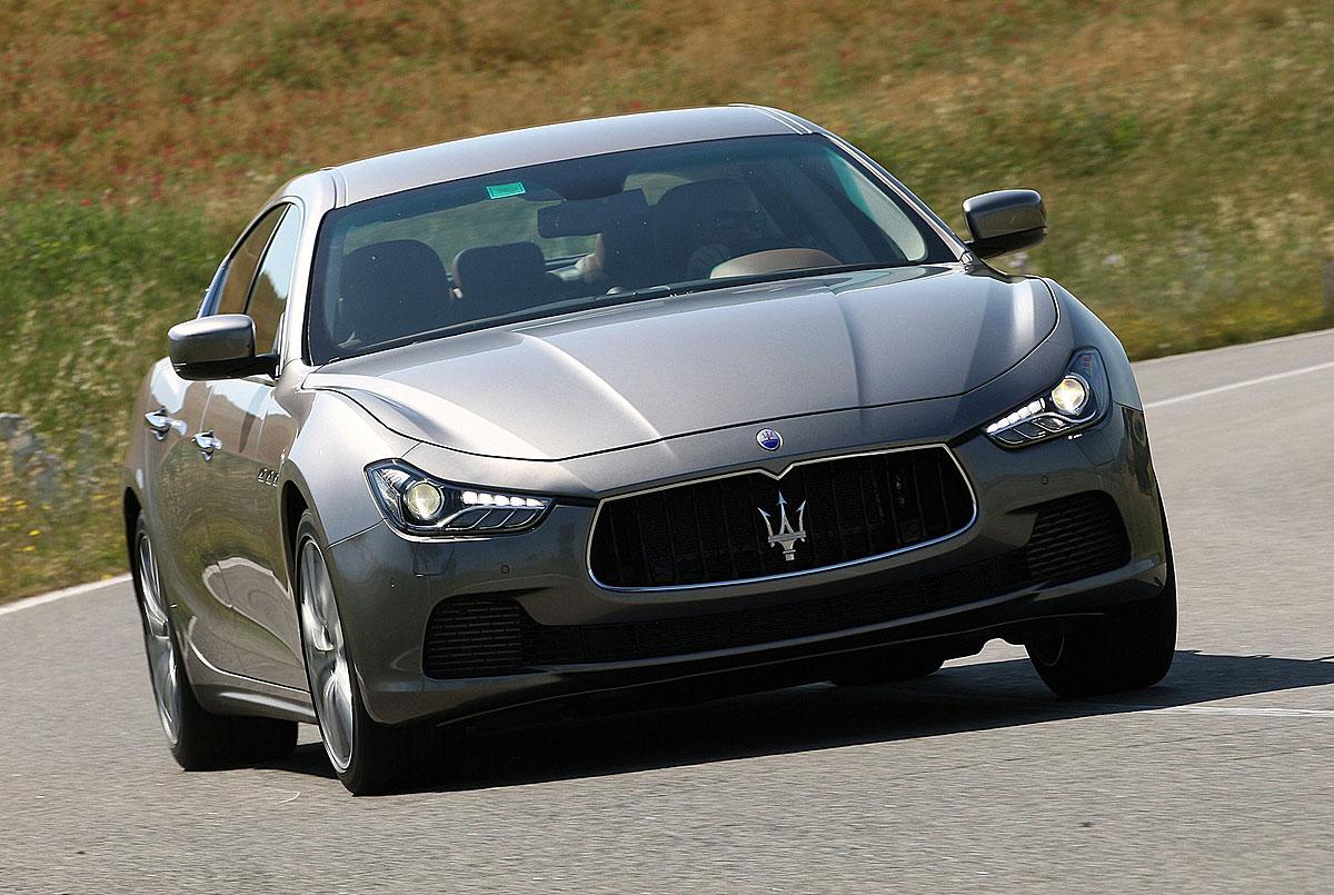 Maserati u krizi, napravit će pauzu zbog pada potražnje