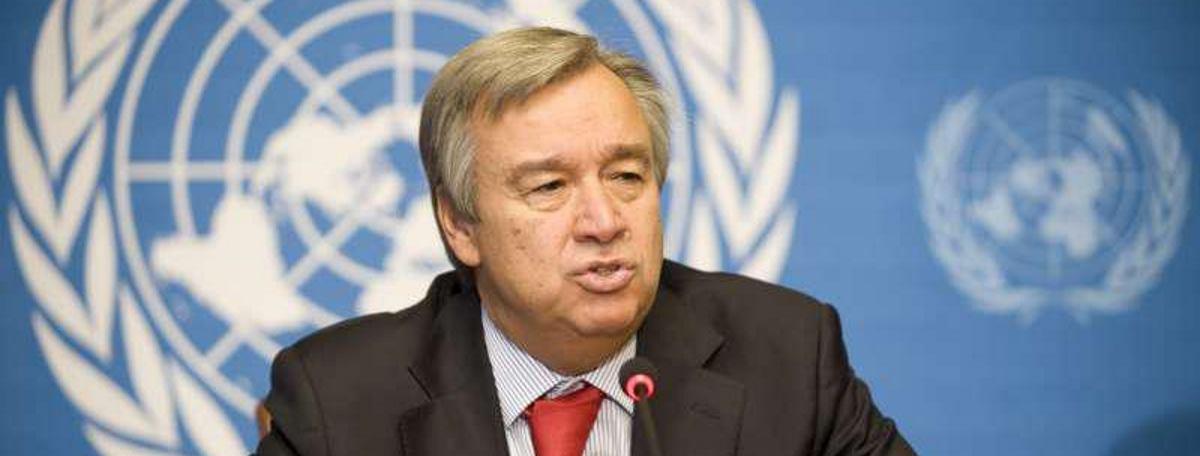 VIDEO: Novogodišnja čestitka glavnog tajnika UN-a