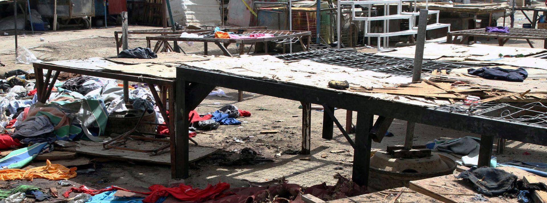 NAPAD U BAGDADU:  24 osobe poginule, odgovornost preuzeo IS
