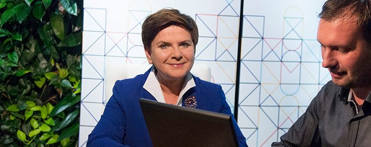 VIDEO: Poljska dobila novu premijerku Beatu Szydlo