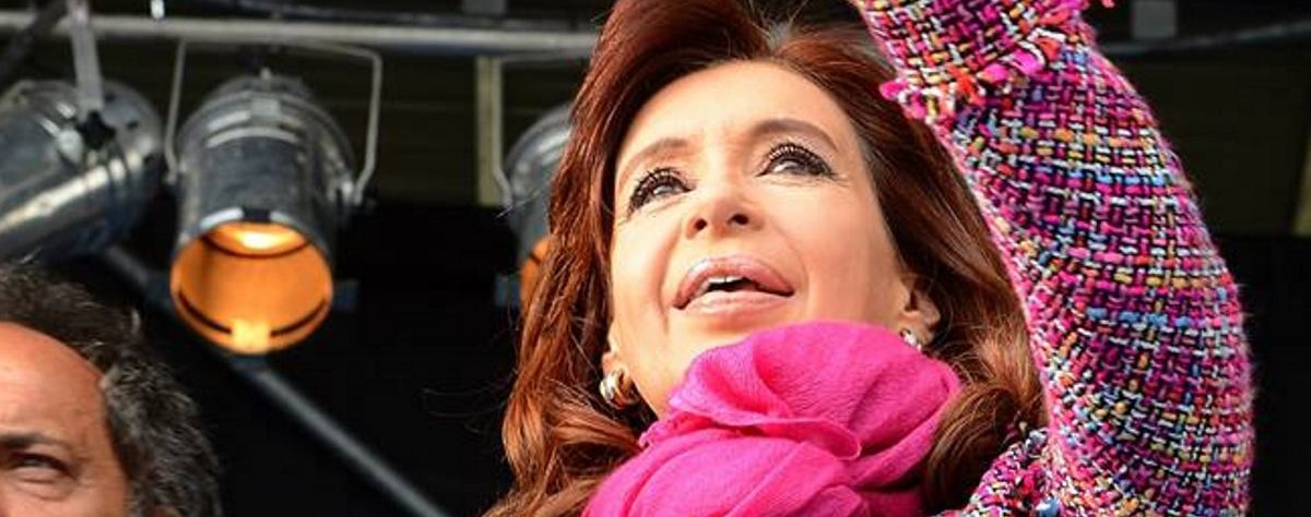 VIDEO: Cristina Fernandez de Kirchner u plesnom zanosu