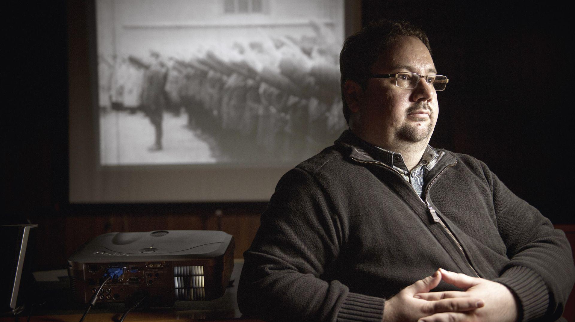 DANIEL RAFAELIĆ 'Propaganda u NDH djelovala je isto kao u Hitlerovoj Njemačkoj'