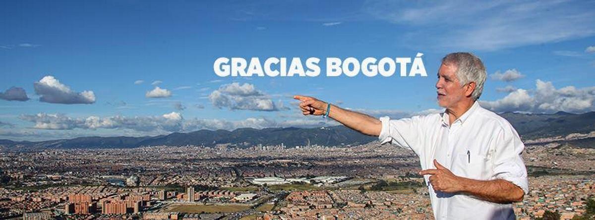 VIDEO: Enrique Penalosa izabran za gradonačelnika Bogote