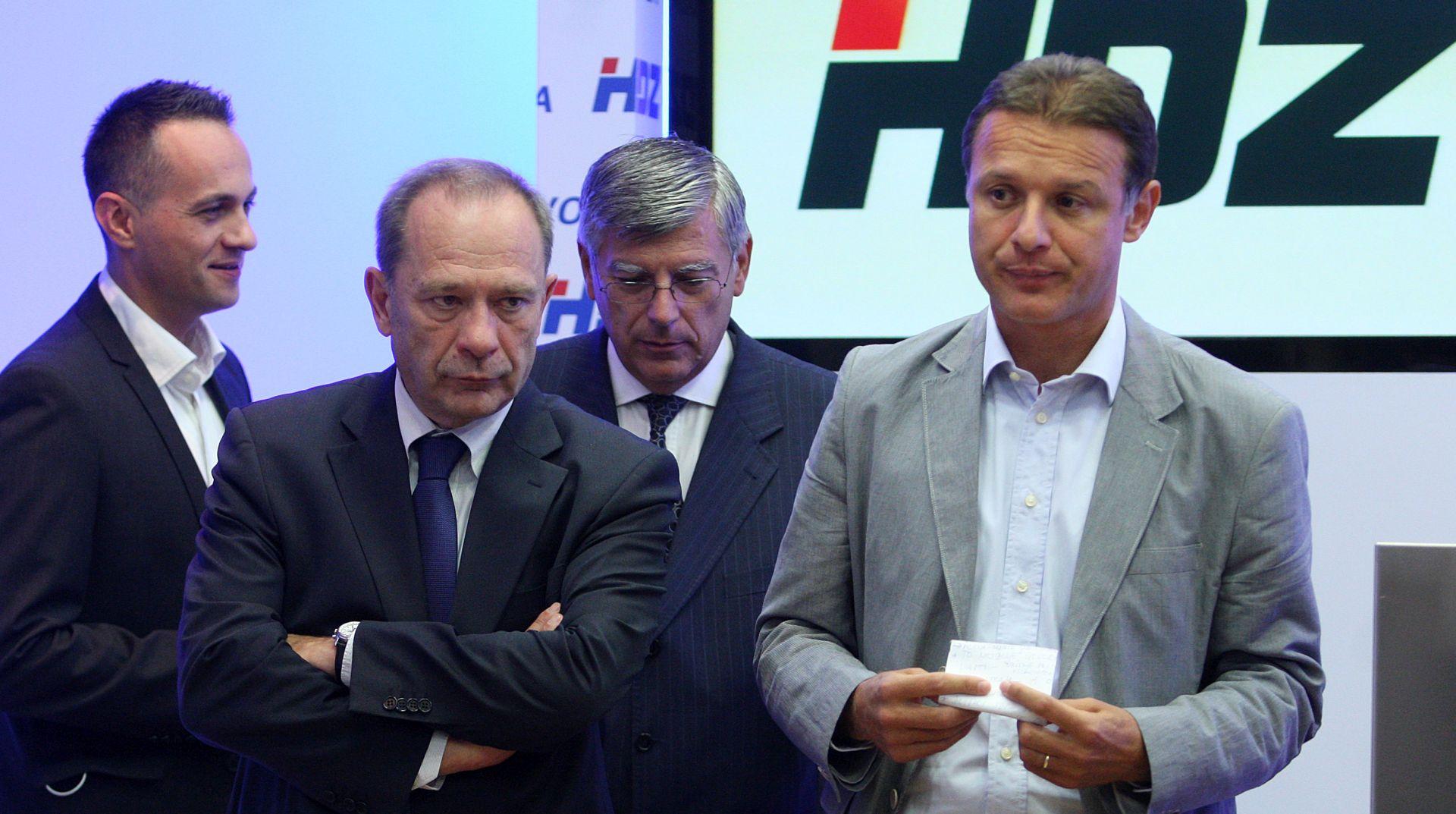 HDZ opovrgava medijske najave o današnjem sastanku s Prgometom