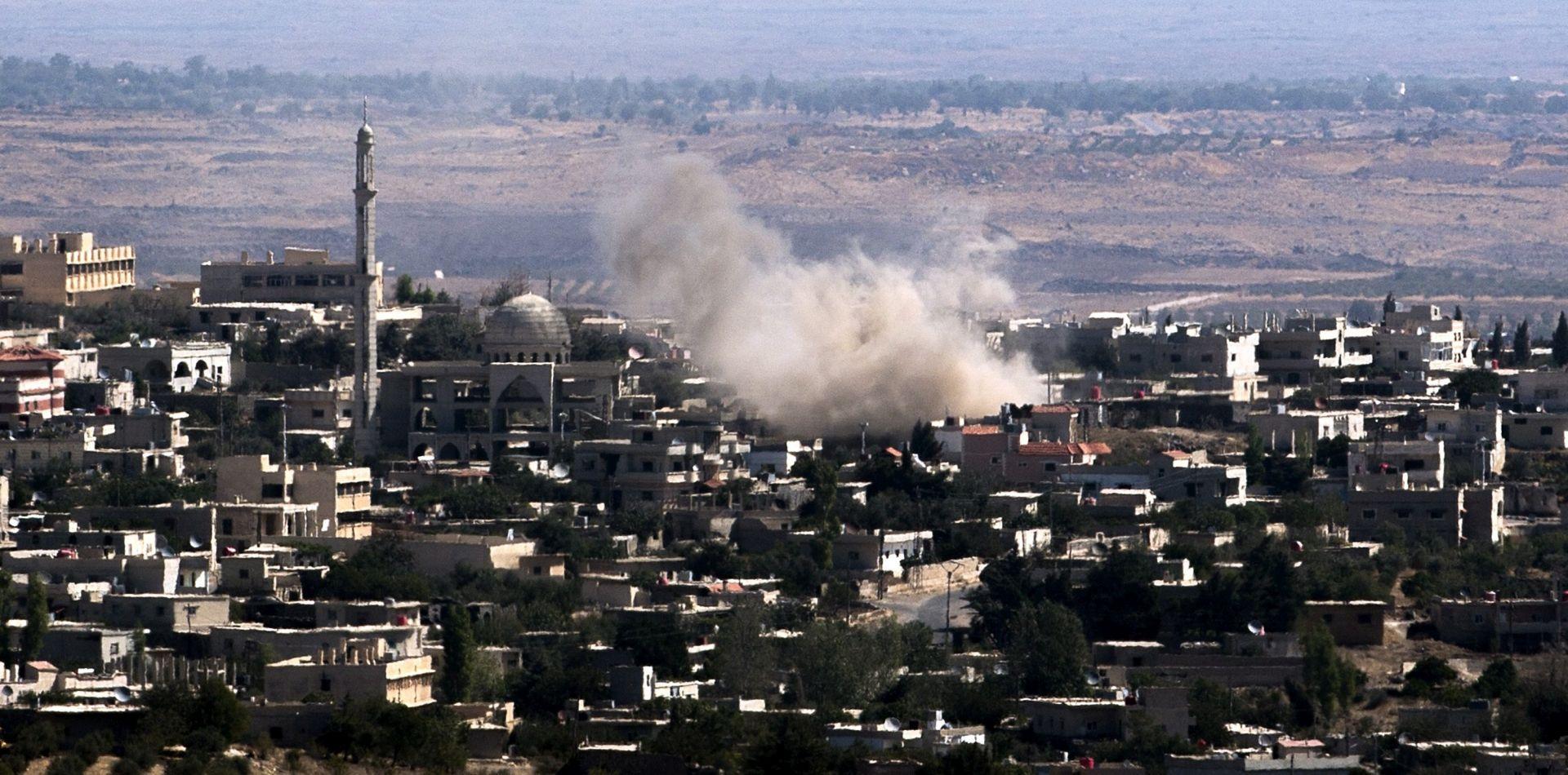 U napade u Siriji uključila se i Francuska, IS ubio iranskog zapovjednika, Amerikanci i dalje tvrde da su se rakete srušile u Iran