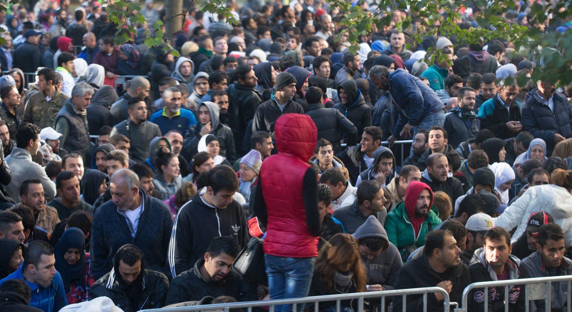 IZBJEGLICE Od početka krize zdravstvena skrb za gotovo 7,5 tisuća migranata