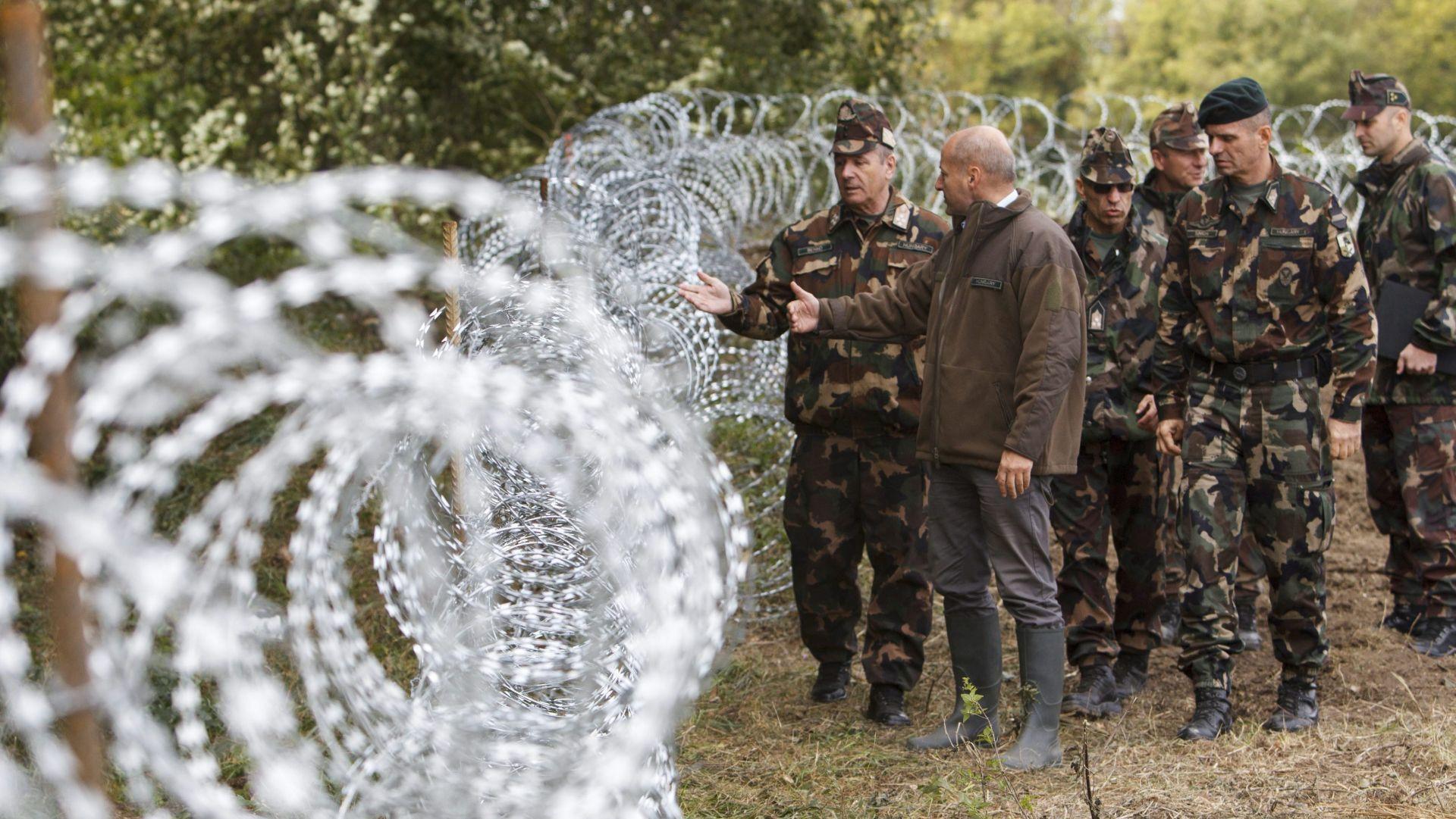 ZAŠTITA SCHENGENA Češka predlaže srednjoeuropsku akciju za zaštitu mađarske granice