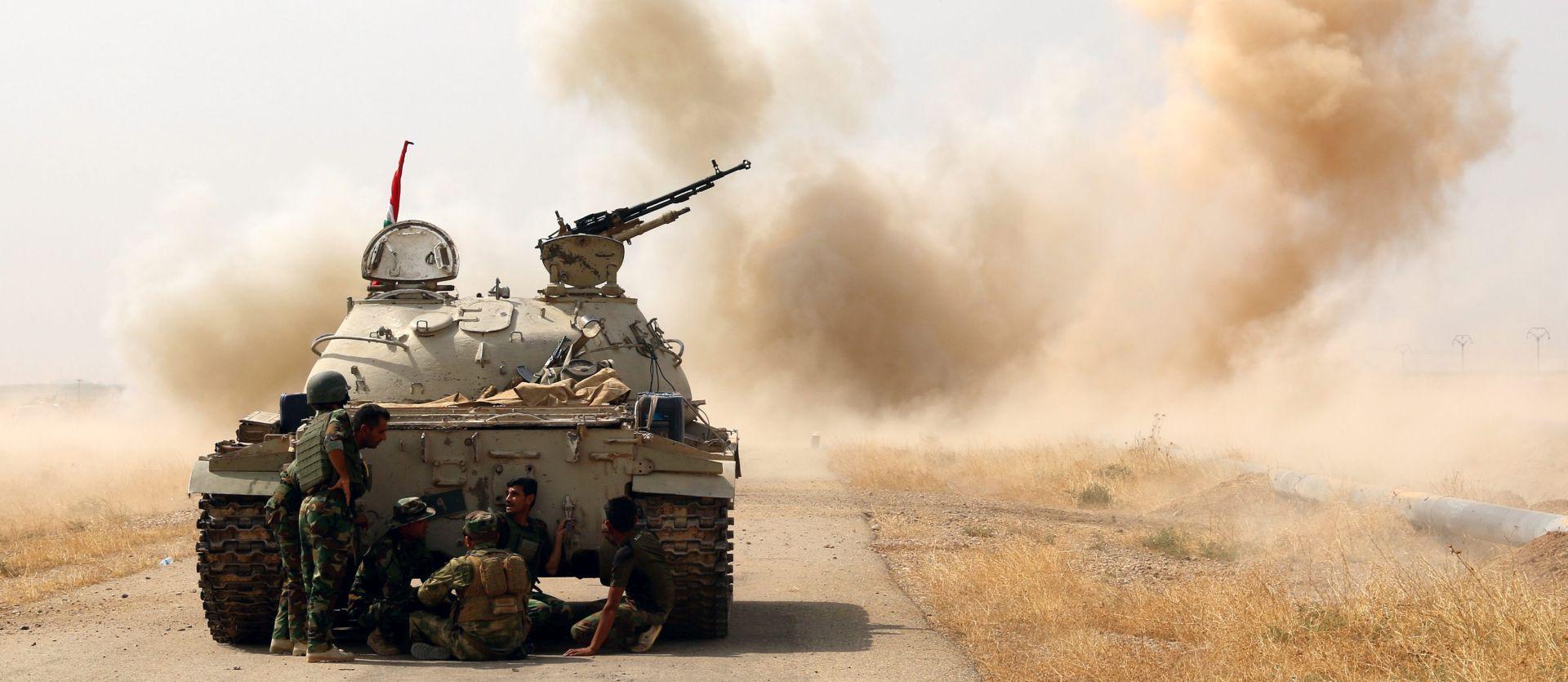 Irački premijer objavio početak akcije oslobođenja Falluje od ISIS-a