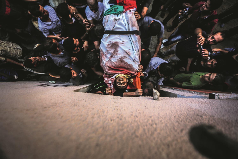 Momen Faiz/NurPhoto/Photoshot