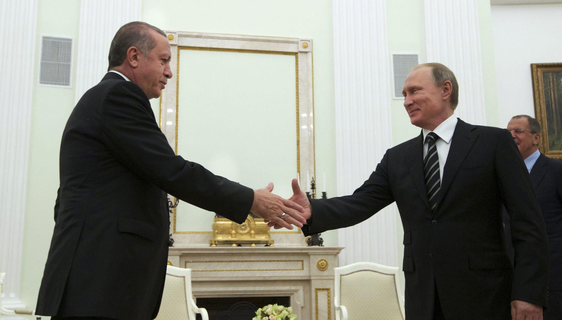 UPAD U TURSKI ZRAČNI PROSTOR Rusija: Riječ je o navigacijskoj grešci, sve smo izgladili s Ankarom