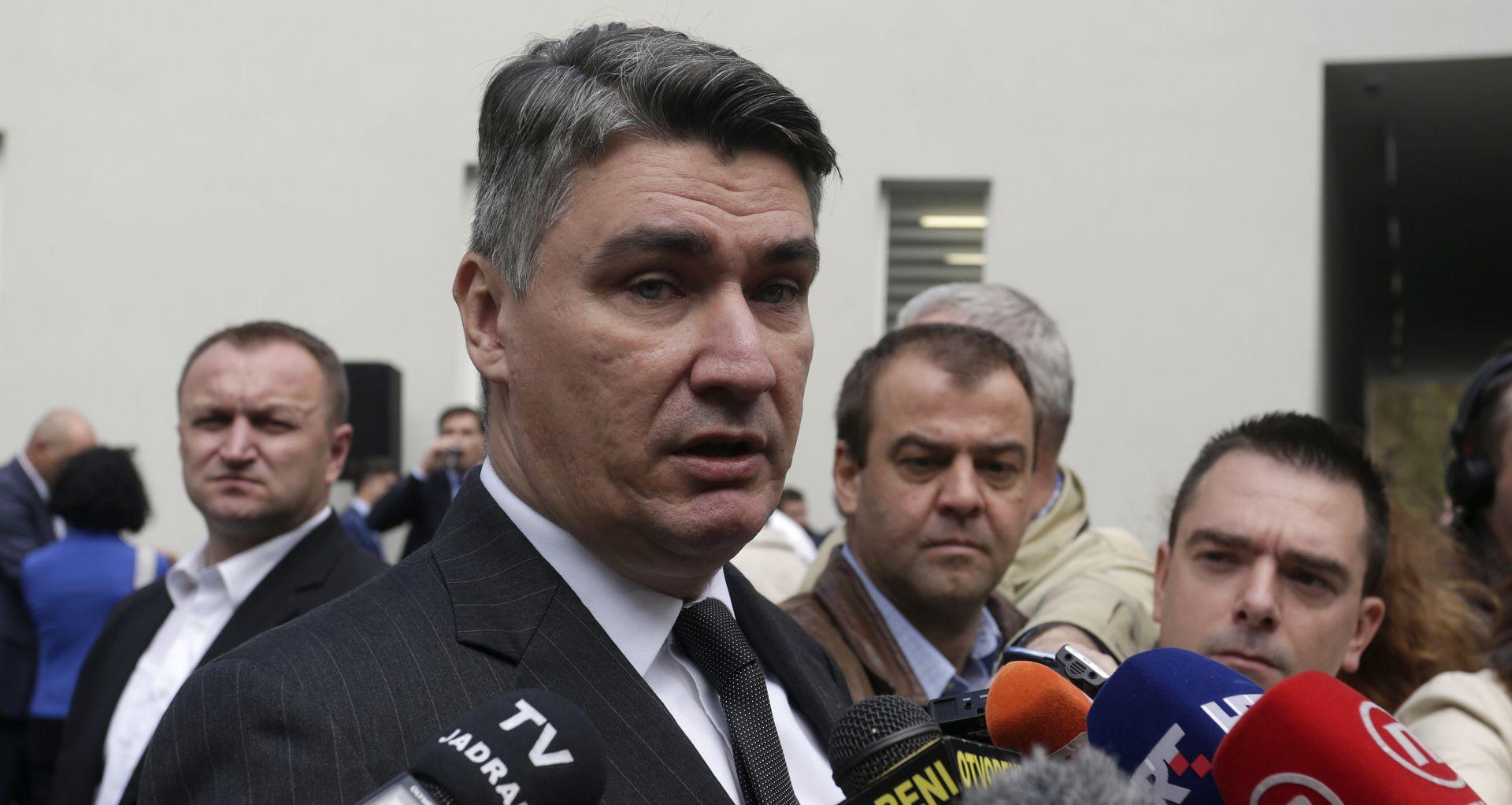 Milanović: Mađarska može raditi što hoće, hrvatski građani mogu biti mirni
