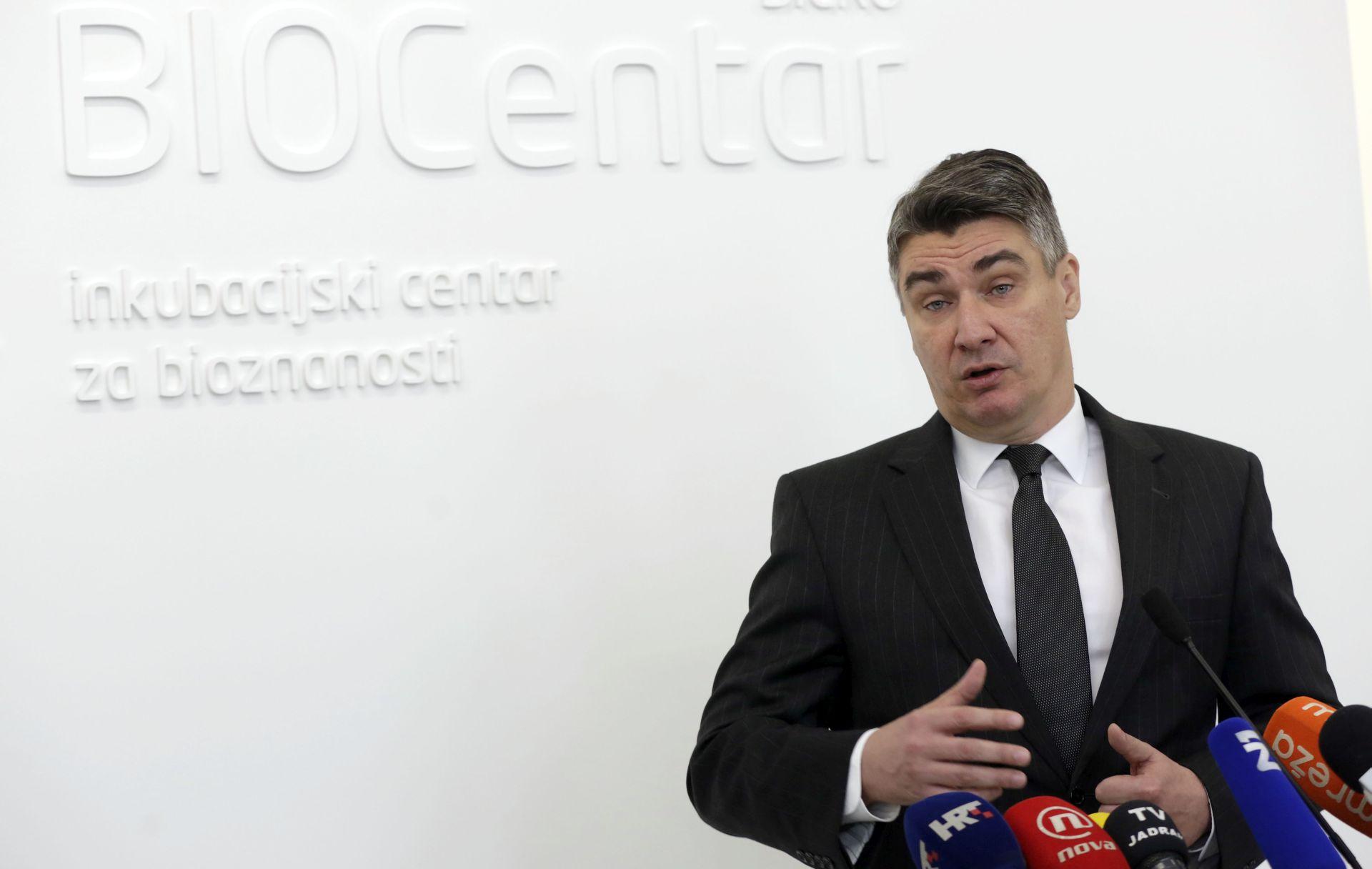 Milanović: Karamarko nije u stanju zapamtiti četiri od pet točaka programa