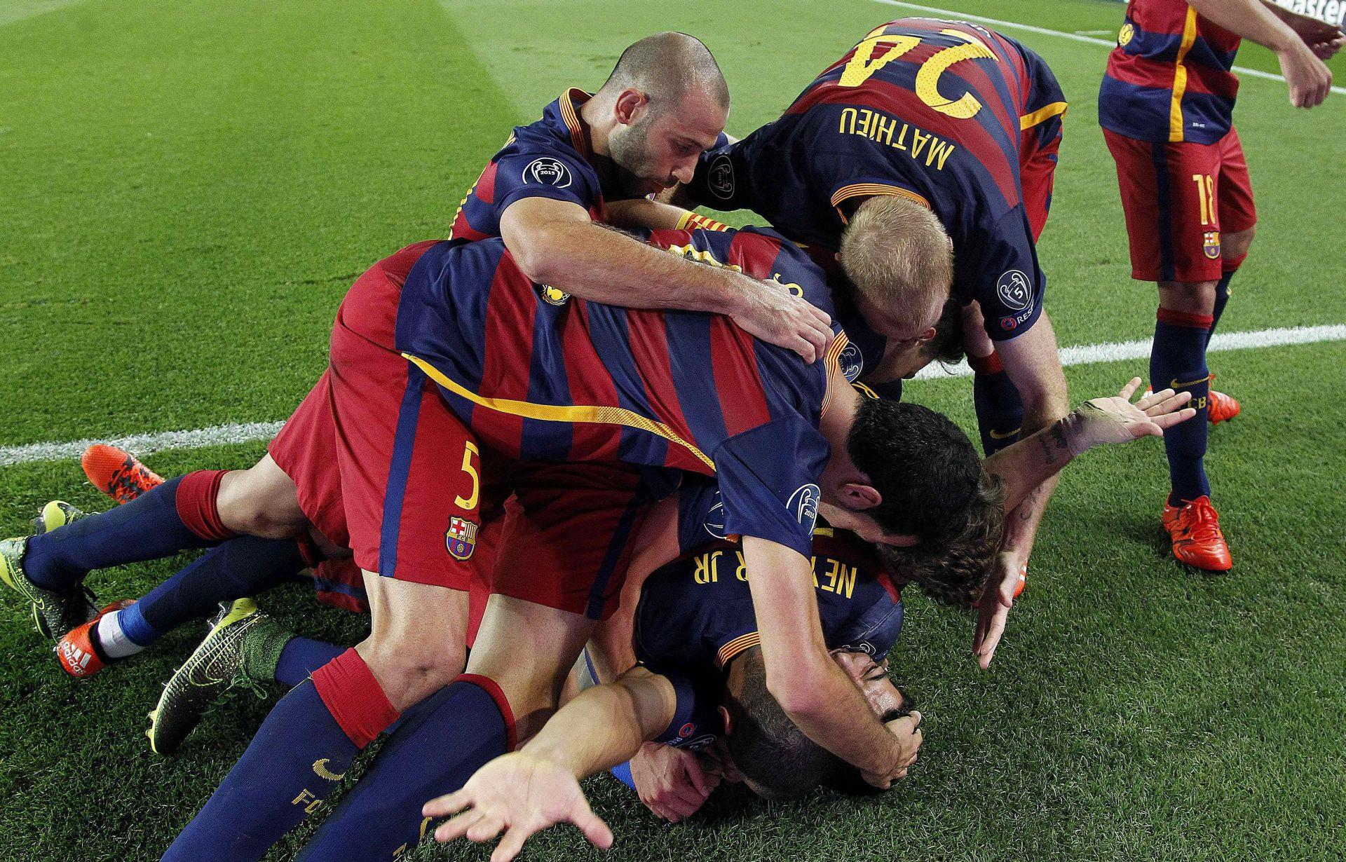 Prihodi Barcelone 608 milijuna eura, ali profita samo 15 milijuna