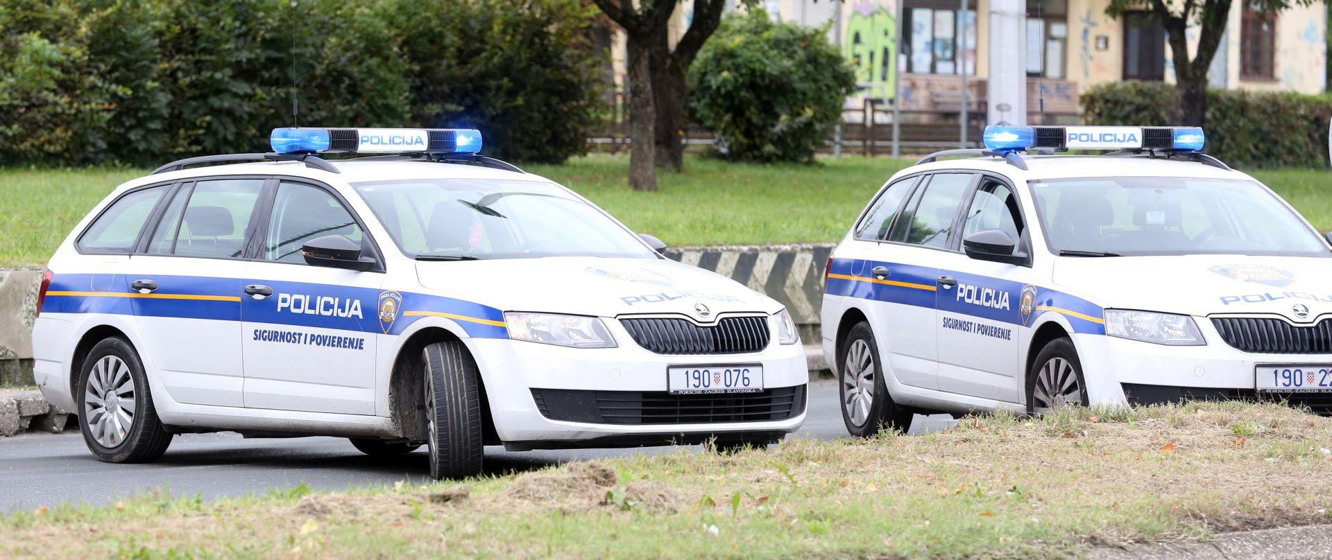 NAVODNO STUDENTI VELEUČILIŠTA Brutalno pretučen 19-godišnjak u Šibeniku, policija traga za dva napadača