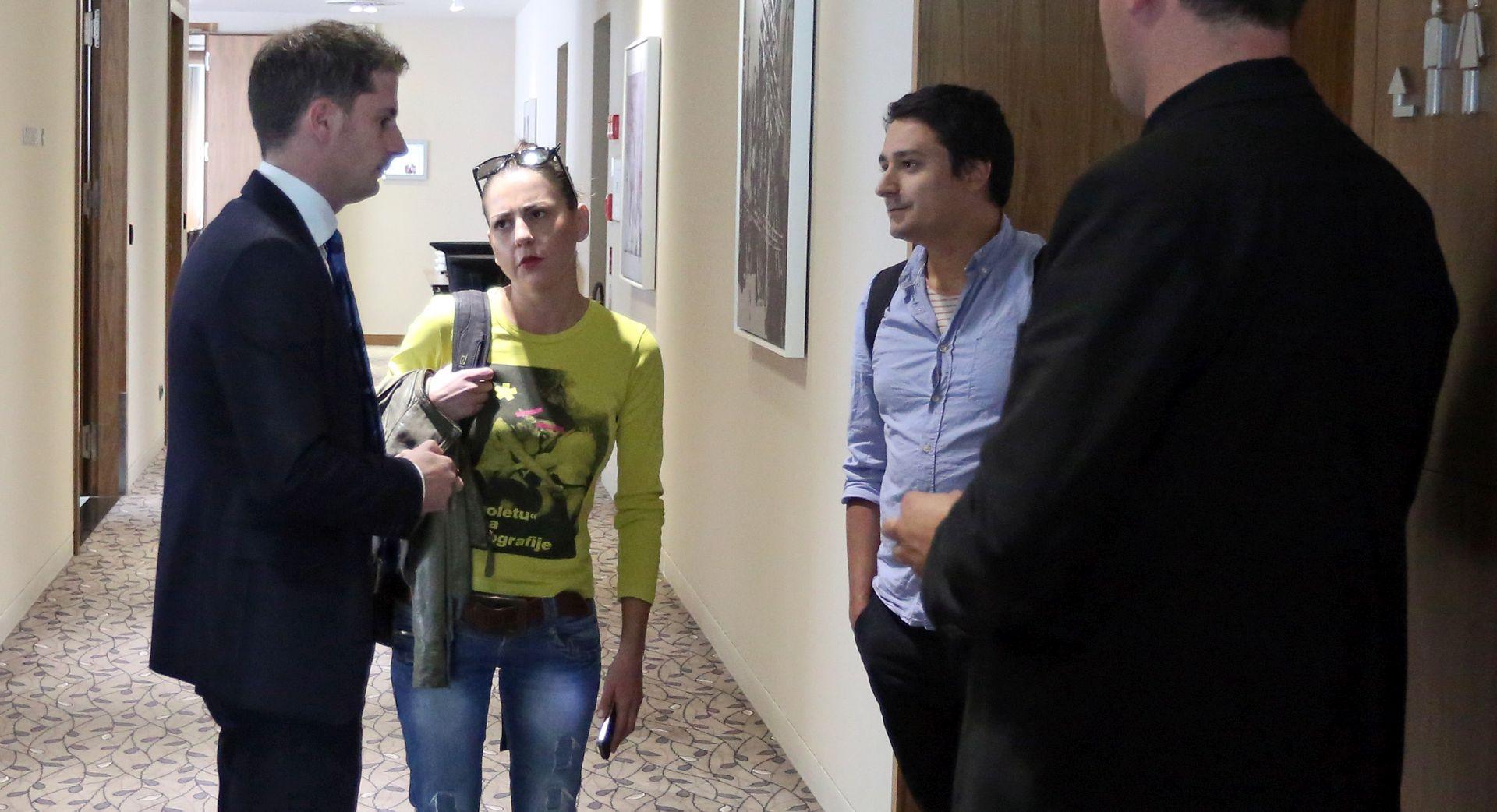 HND osudio Šukerov ispad prema novinarima Indexa