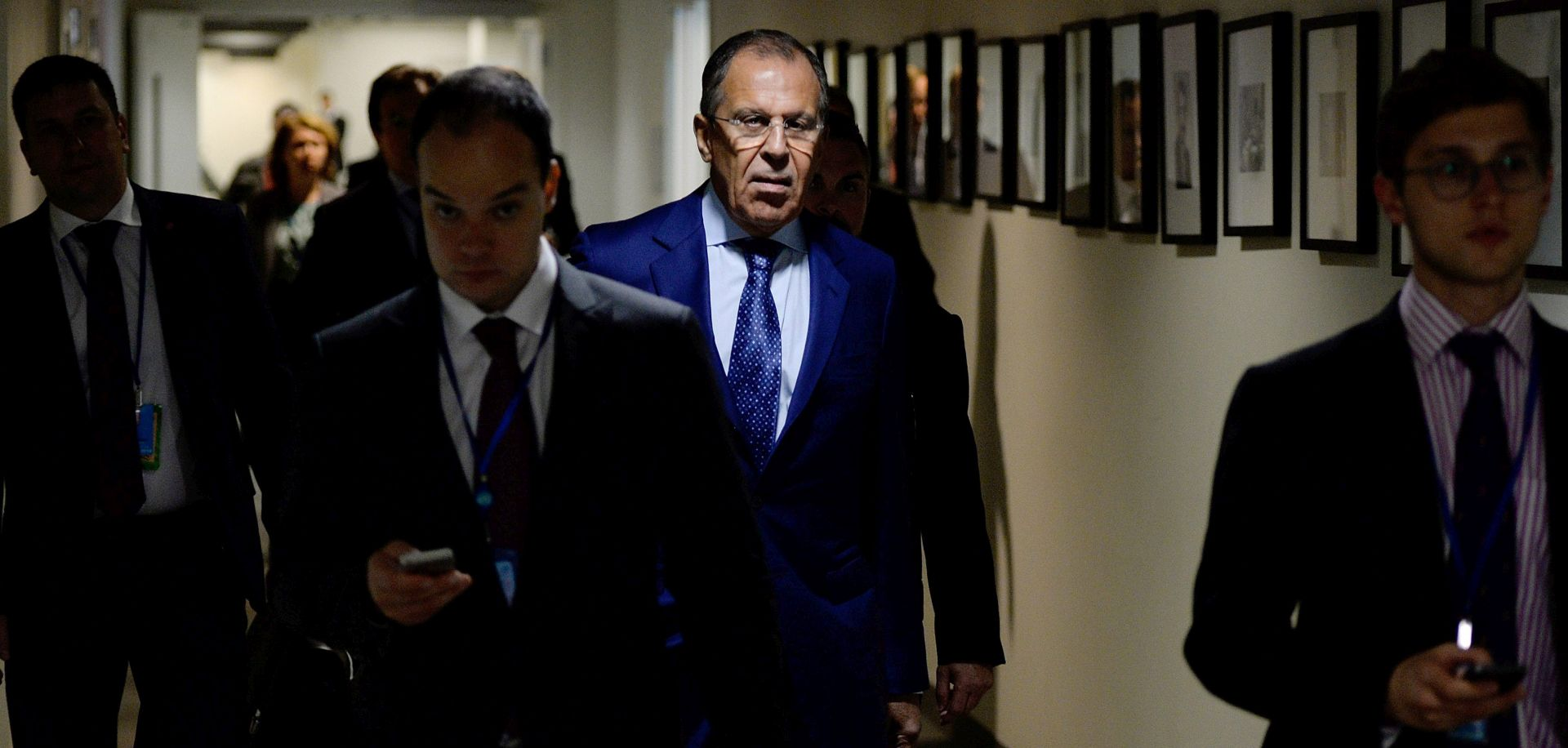 """RUSI BRANE ZRAČNE NAPADE Lavrov: """"Radimo isto što i koalicija predvođena SAD-om"""""""