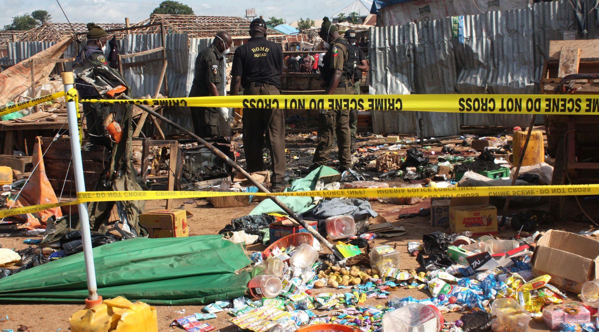 NIGERIJA U tri bombaška napada poginulo najmanje 18 ljudi
