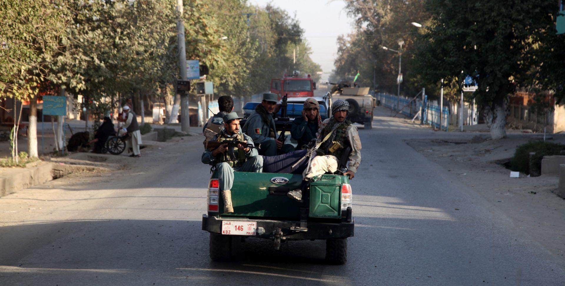 """Afganistanske snage zauzele najveći dio Kunduza: """"Stanje u središtu grada je normalno"""""""
