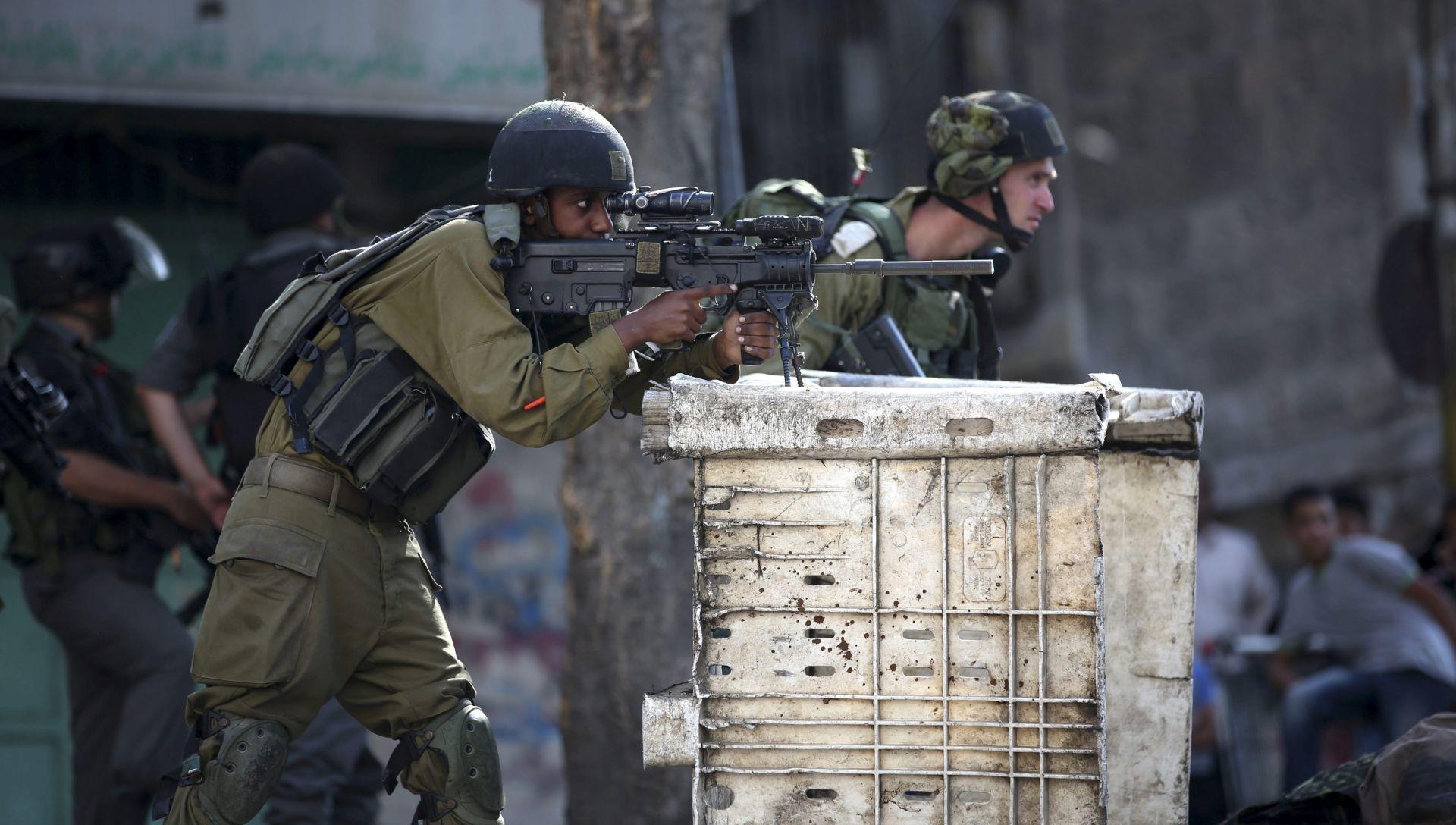 Izraelski zračni napad na Gazu nakon raketne paljbe