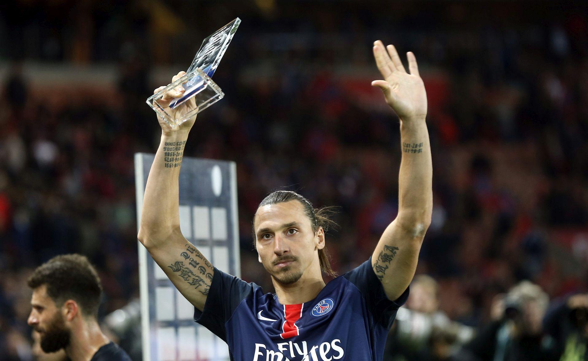 VIDEO: IBRA ZA POVIJEST: PSG slavio nad Marseillesom, Ibrahimović došao do 110. gola za Parižane