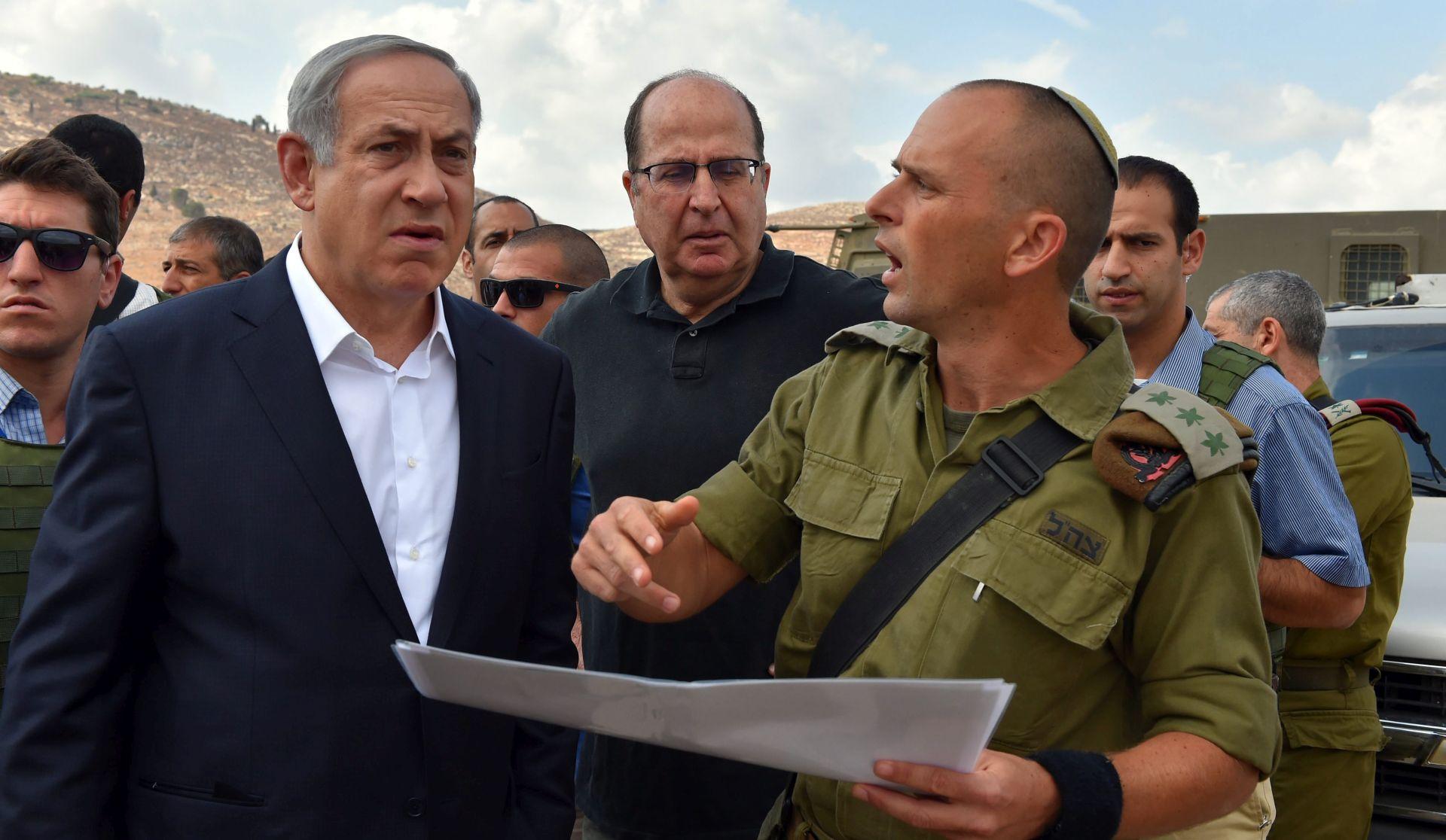 Netanyahu: Postavljanje kamera na Brdu hrama je u interesu Izraela