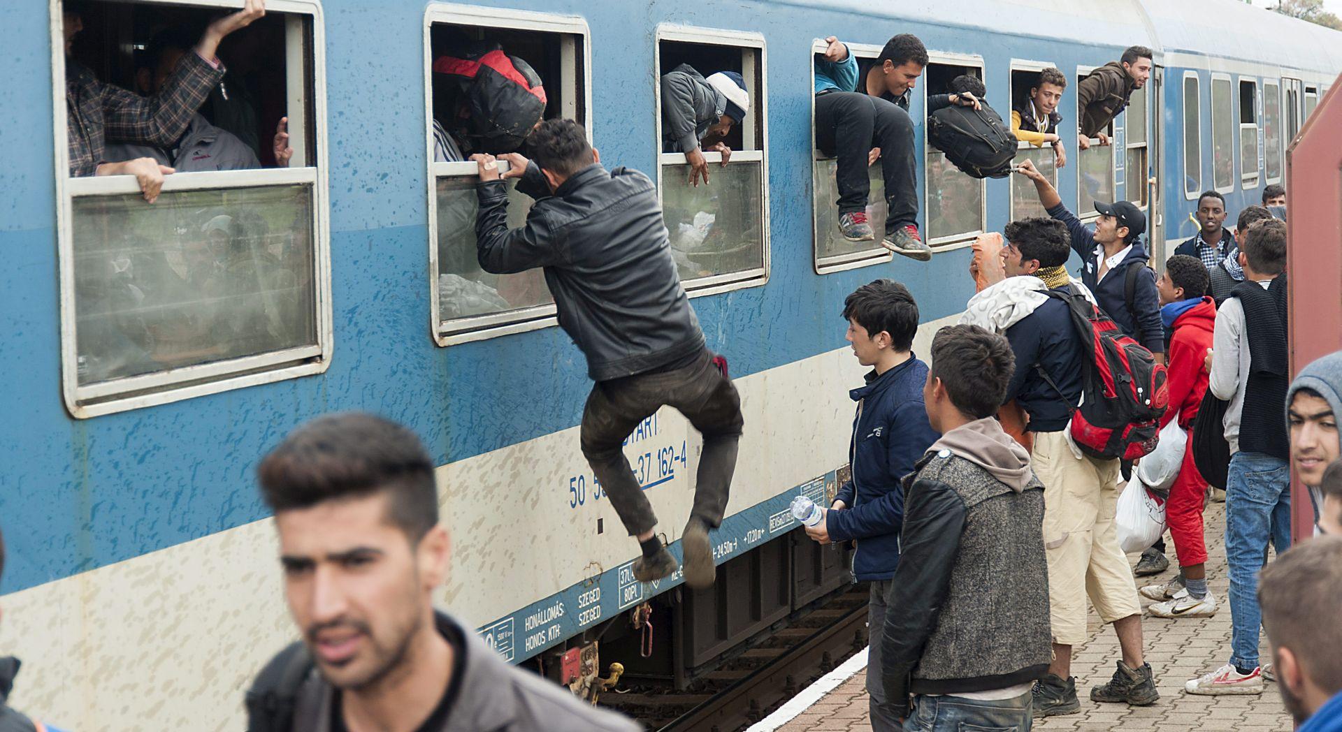U Mađarsku zbog migranata stižu policijska pojačanja iz središnje Europe