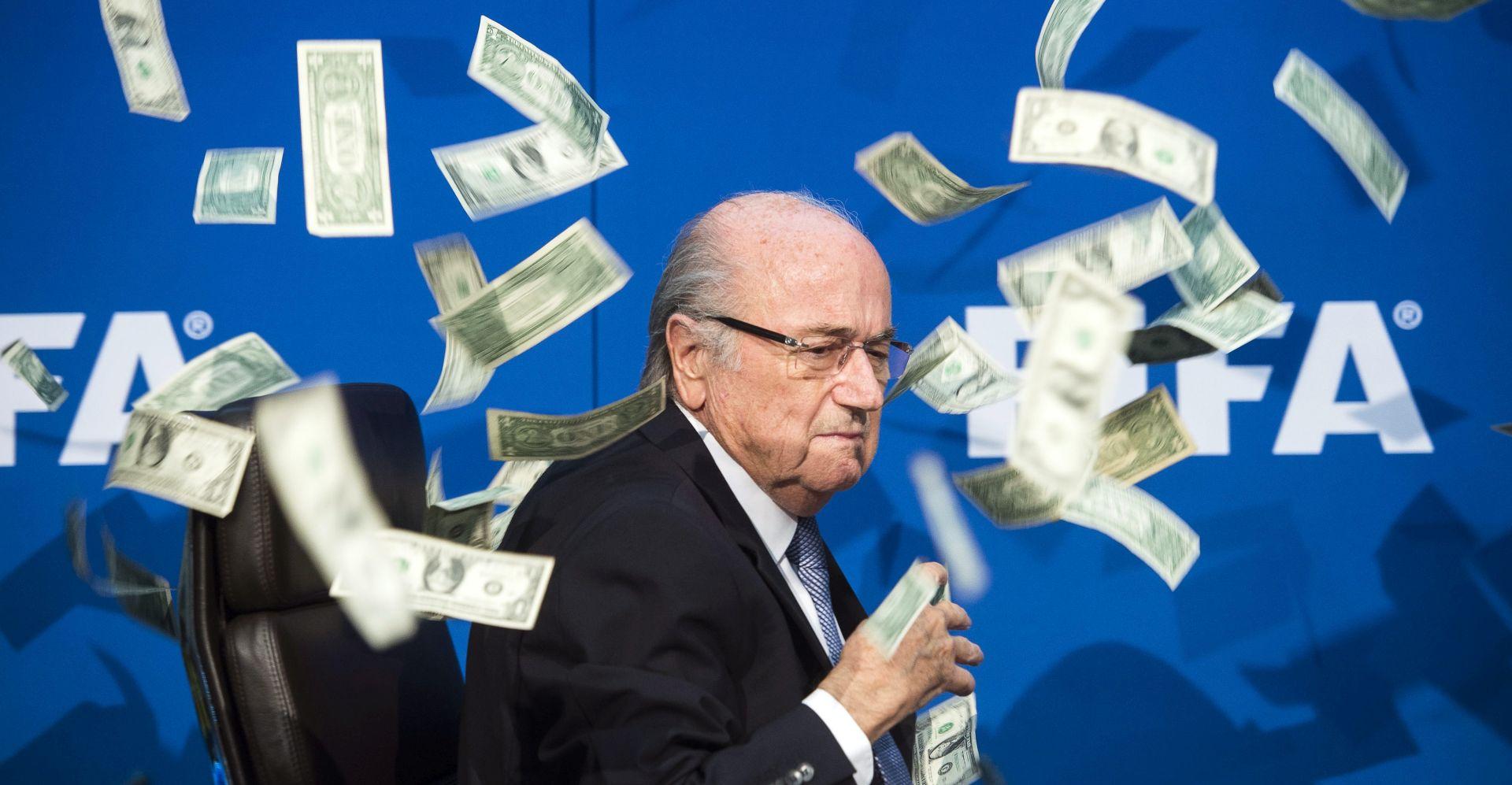 Njemački nogometni savez priznao isplatu 6,7 milijuna eura FIFA-i