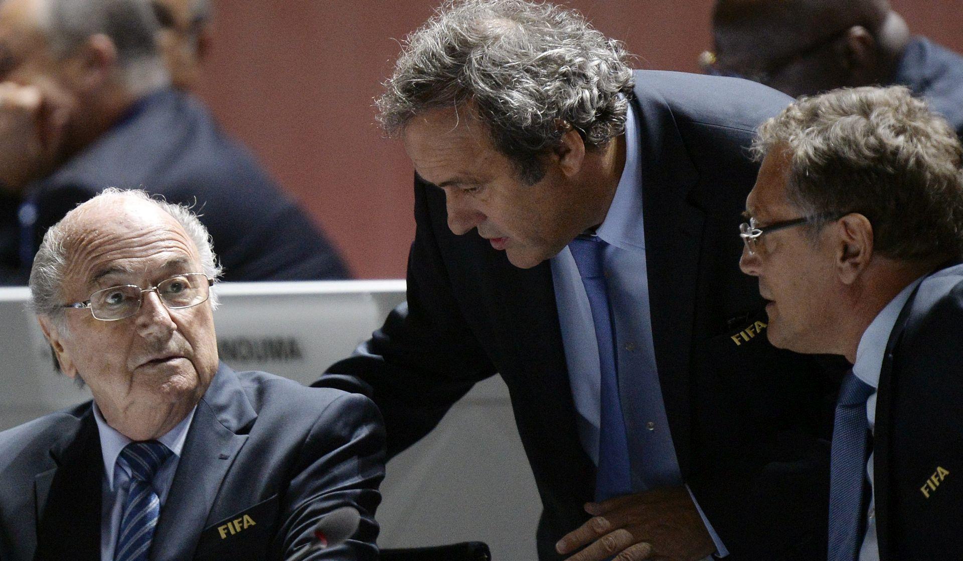 PLATINI Sramotno je da me se provlači po blatu, jedino ja mogu spasiti FIFA-u