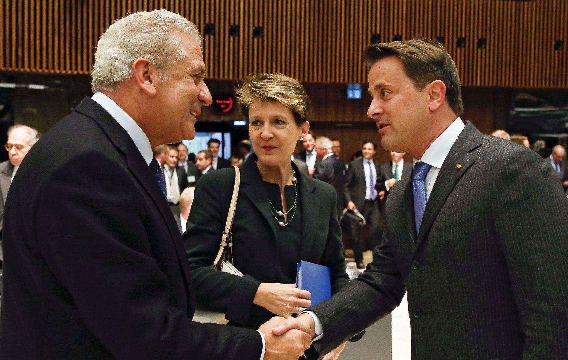 SASTANAK U LUXEMBOURGU: EU obećava pomoć tranzitnim zemljama