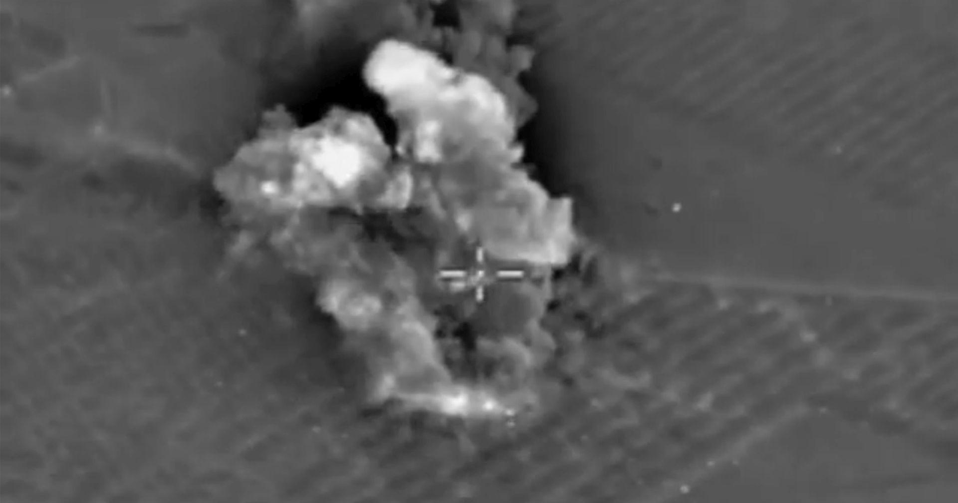 RUSIJA IZVELA 65 ZRAČNIH NAPADA U 24 SATA Sirijska vojska uz pomoć Rusa zauzela ključno mjesto