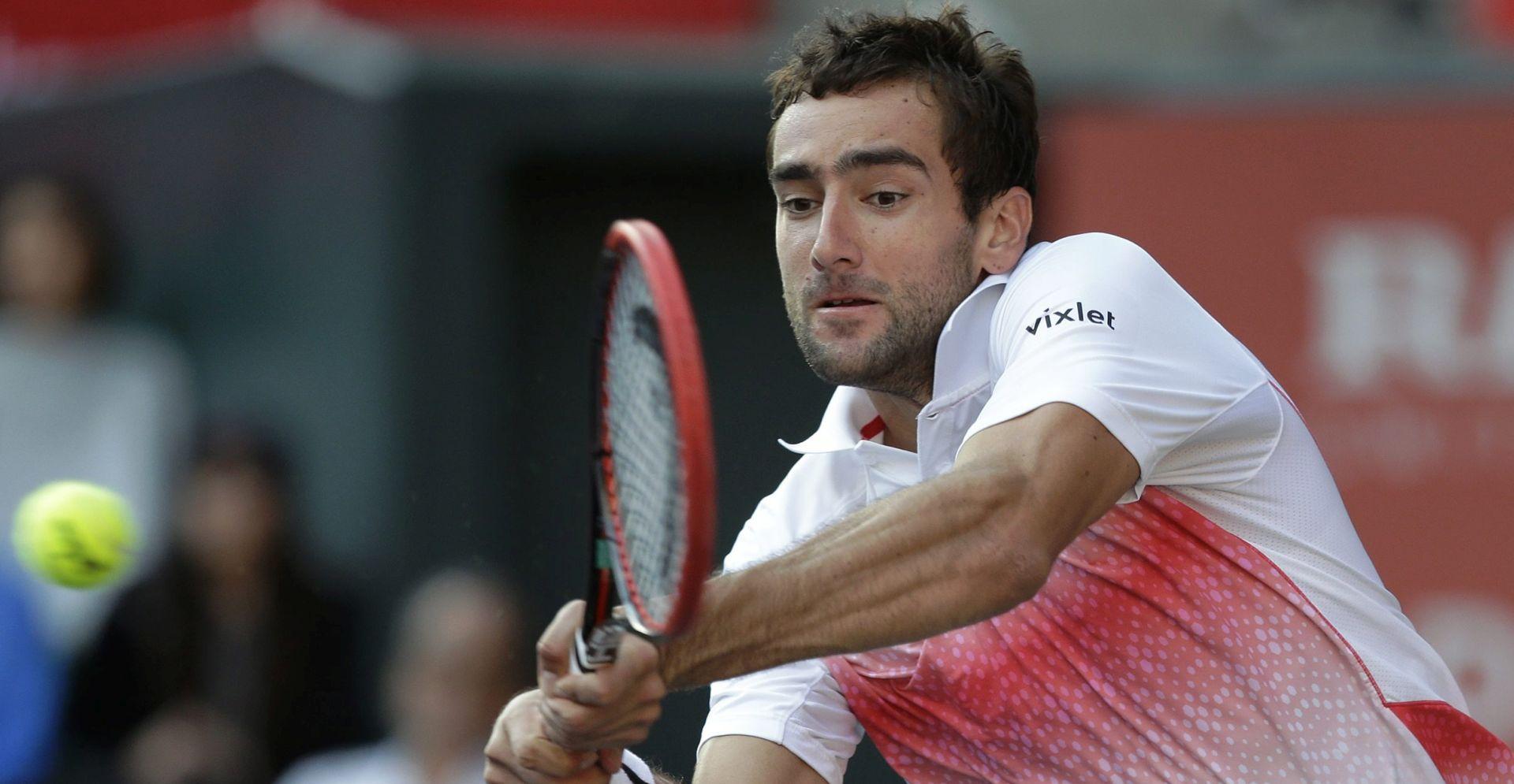 ATP MOSKVA Čilić nakon dva sata borbe s Istominom prošao u četvrtfinale