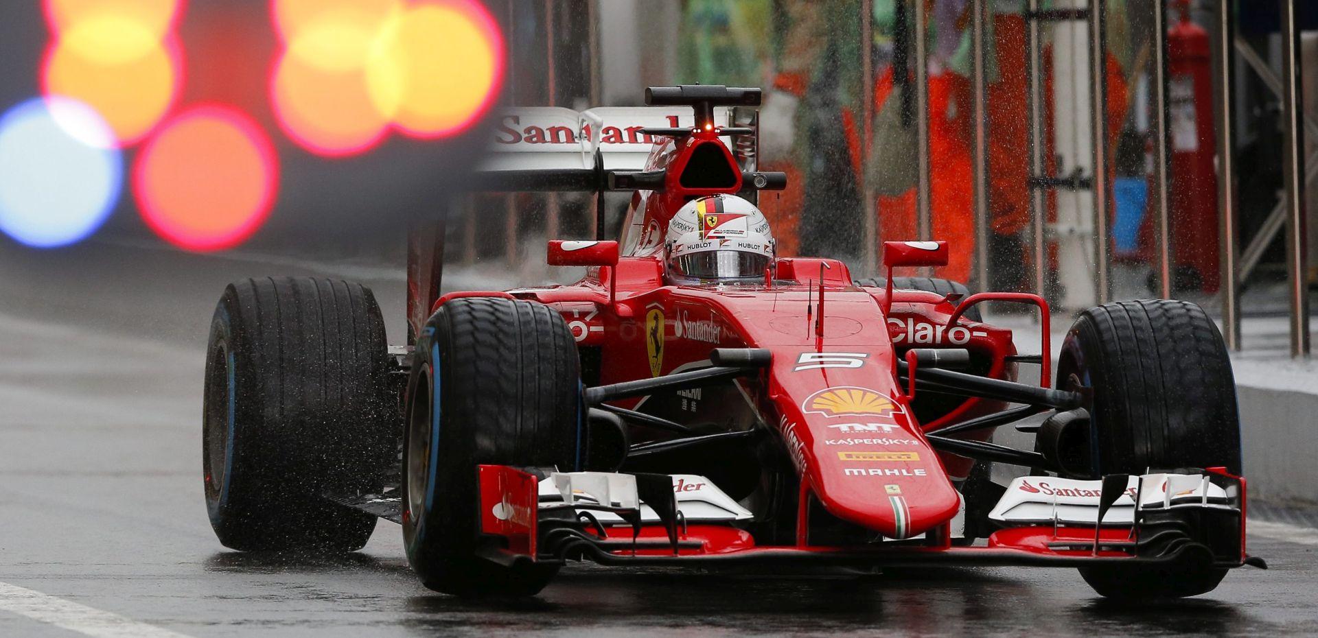 PRAVILA SU PRAVILA Vettel uoči Austina kažnjen s deset pozicija