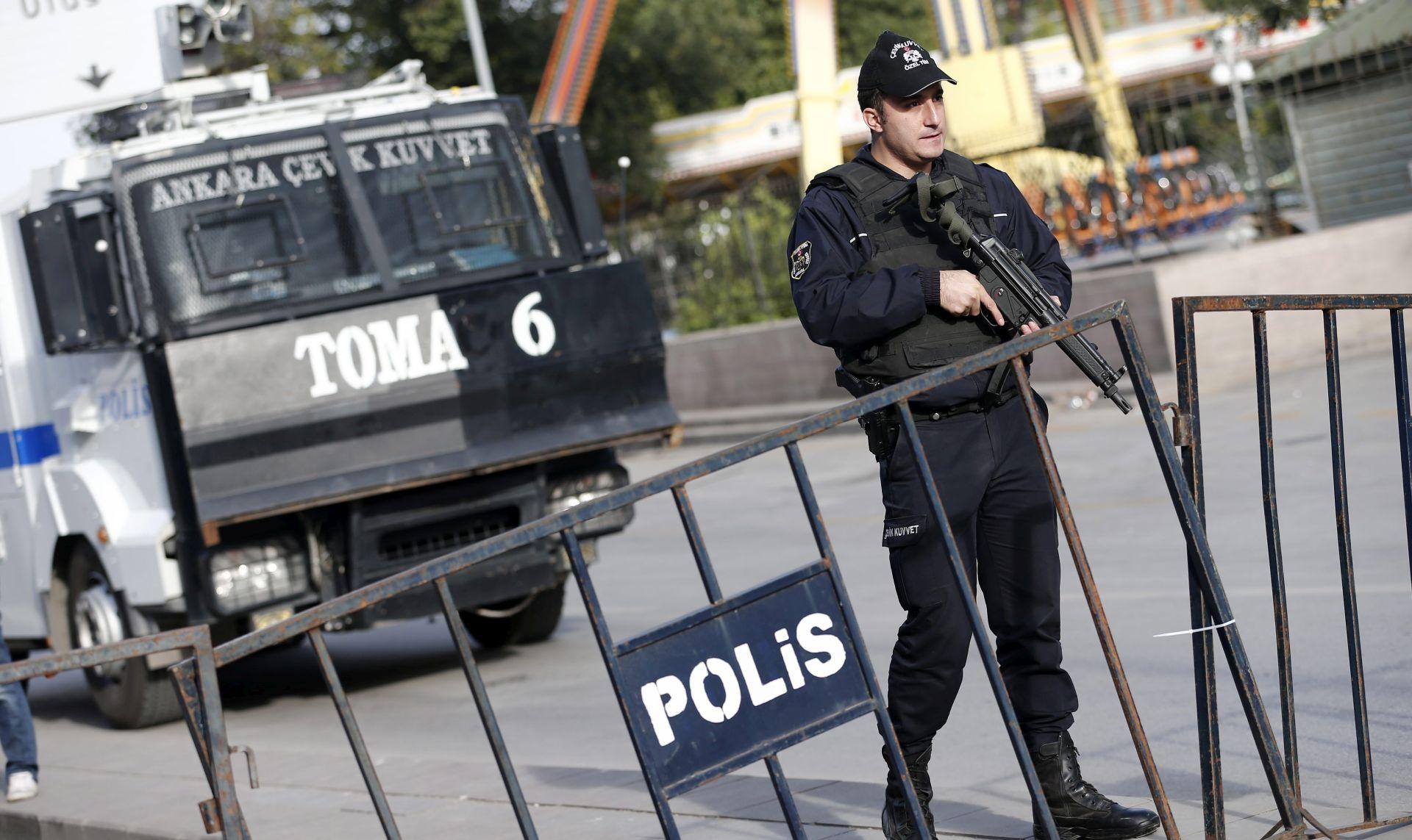 Sedam mrtvih u pucnjavi policije i pripadnika IS-a u Turskoj