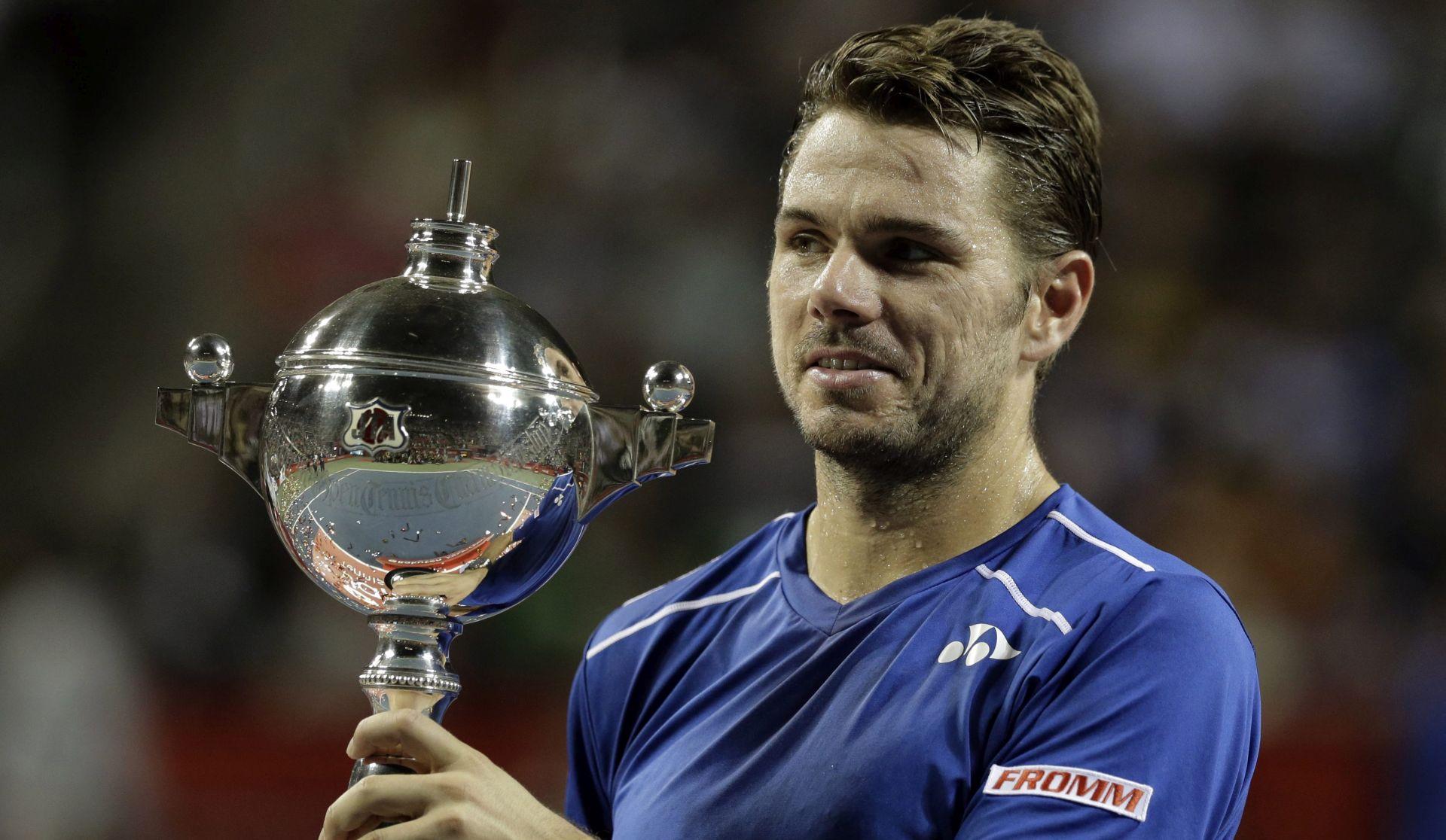 ATP TOKIO Wawrinka slavio u finalu za četvrti trofej sezone