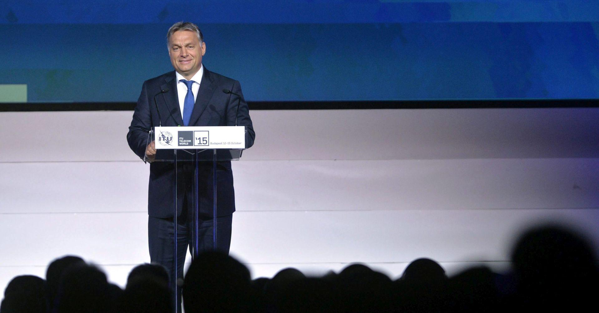 VIKTOR ORBAN Otvaranje granice je nemoguće, Mađarska brani Europu. U suprotnom je Schengen gotov