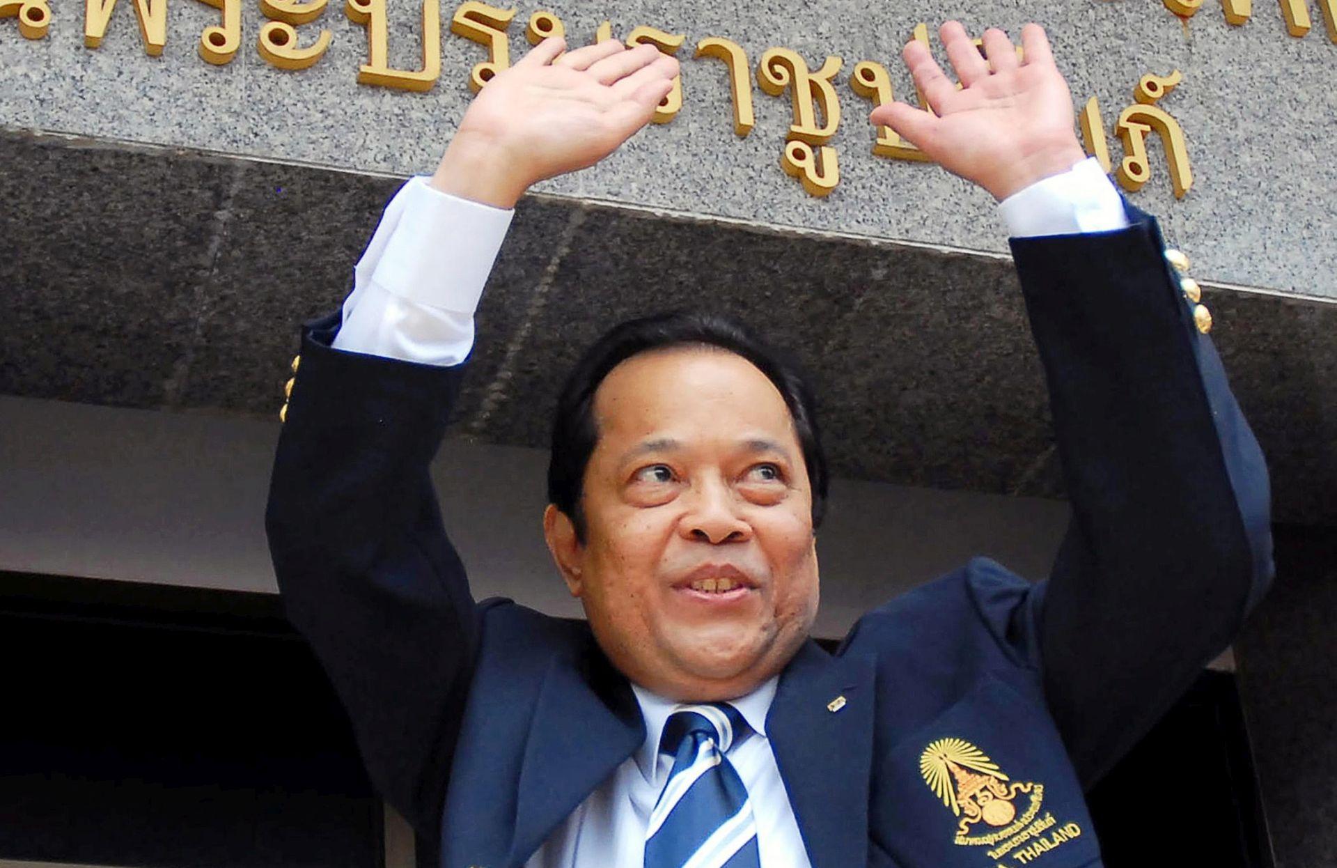 FIFA NE STAJE Na 90 dana suspendiran i predsjednik tajlandskog nogometnog saveza Worawi Makudi