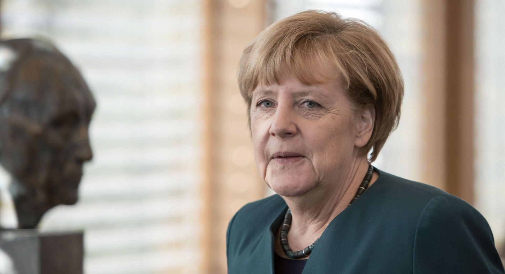 Merkel užasnuta napadom u Kölnu