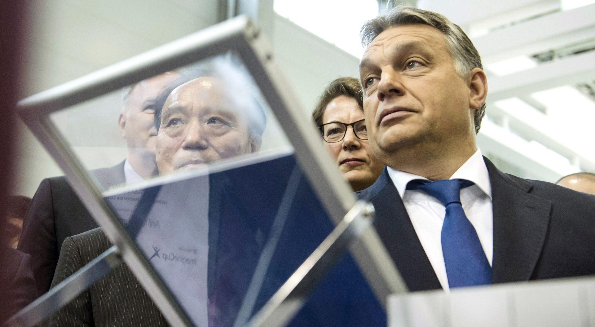 OGRADA GOTOVA Orban: Odluku o zatvaranju donosimo u petak, granicu možemo zatvoriti u roku od sat vremena
