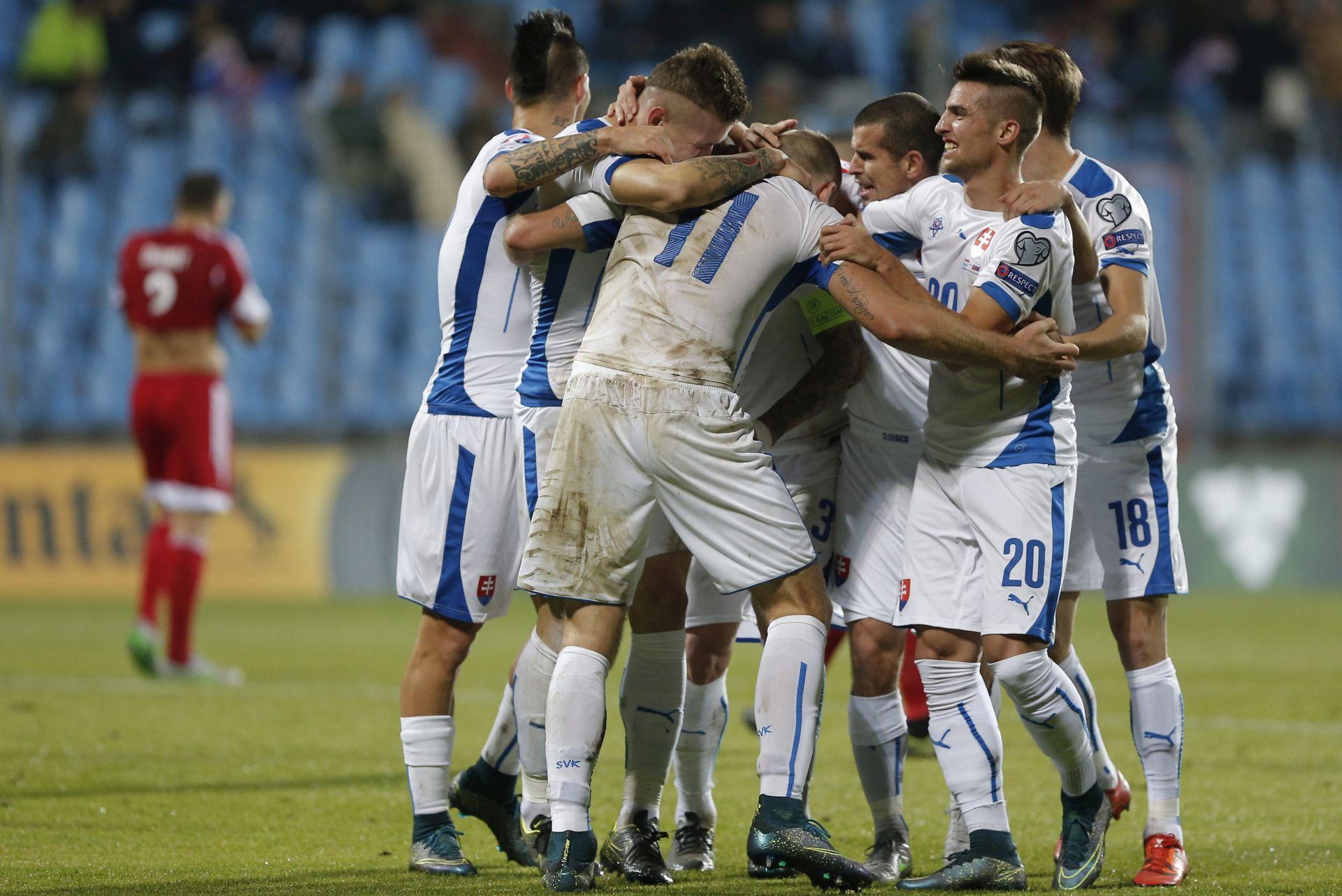 EURO2016 Slovačka izborila EP, Ukrajina u dodatnim kvalifikacijama