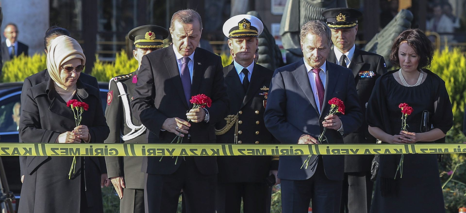 Erdogan: Atentat u Ankari je kolektivno terorističko djelo