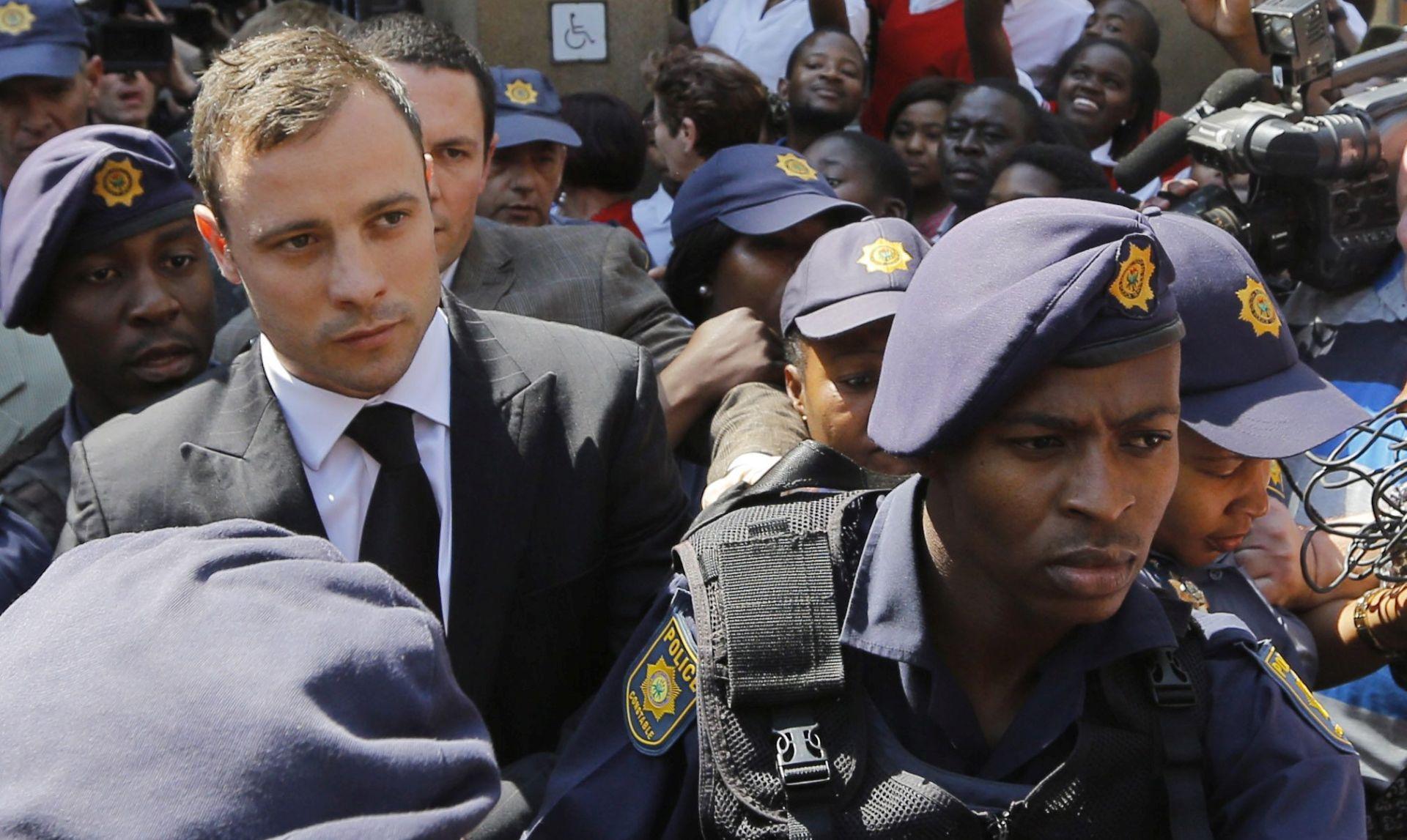 'POPRAVNI NADZOR' Oscar Pistorius sljedeći tjedan izlazi iz zatvora u kućni pritvor