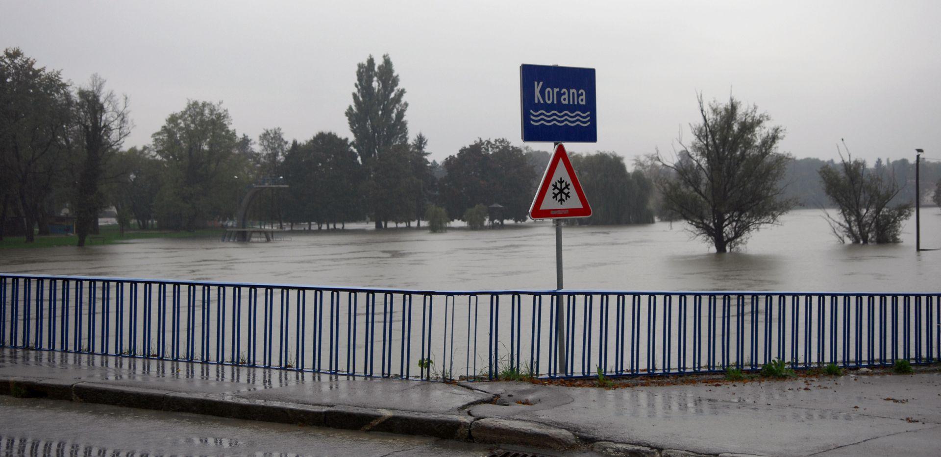 """U KARLOVCU OGLAŠENA OPĆA OPASNOST Gradska uprava: """"Pozivamo građane da ostanu smireni"""""""