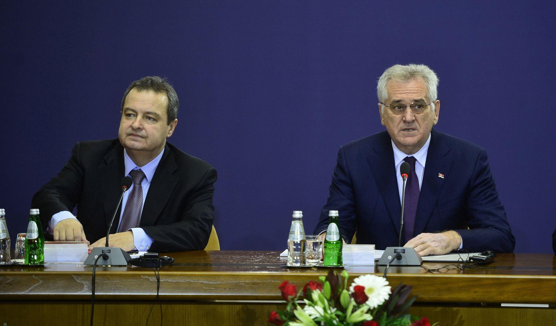 Dačić: Mrlja na odnosima s Podgoricom i Skopljem zbog podrške članstvu Kosova u UNESCO-u