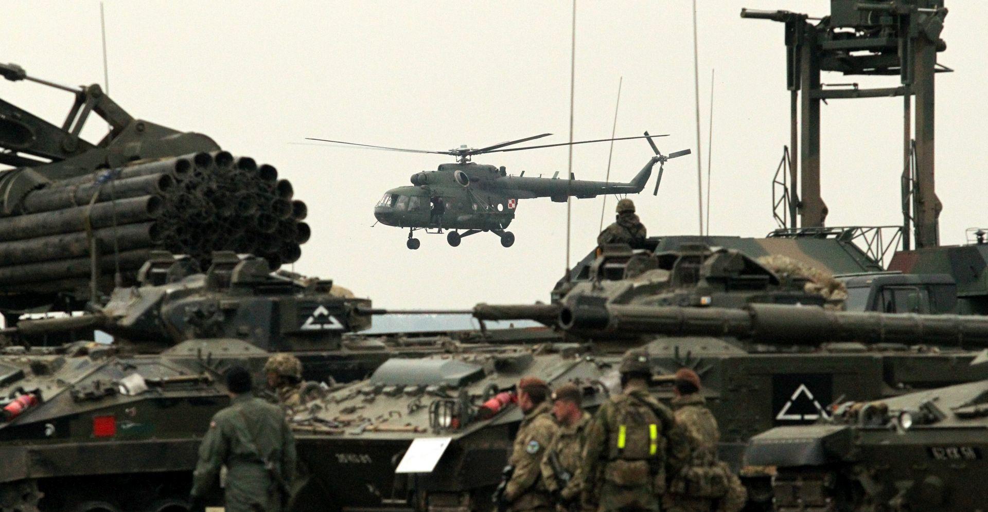 VIDEO: U Španjolskoj se održava vojna vježba NATO snaga